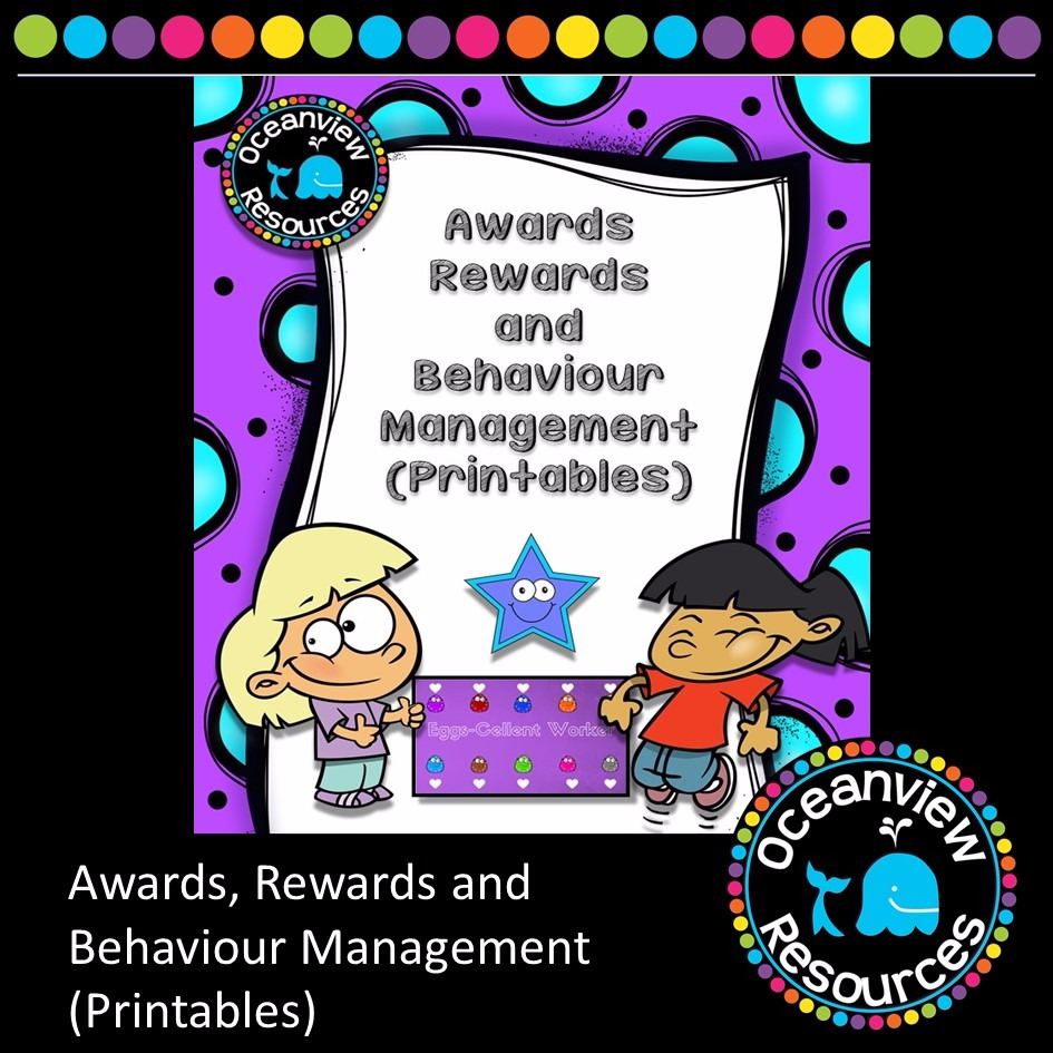 Awards, Rewards and Behaviour Management (Editable)