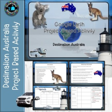 Australia Research Project- PBL