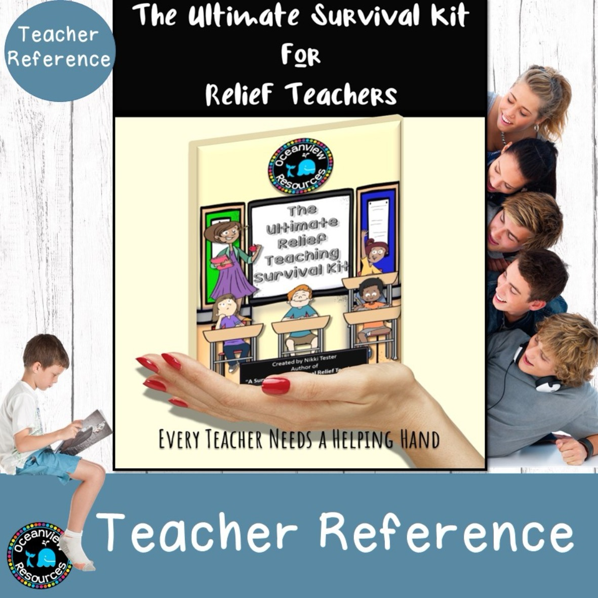 ULTIMATE Relief Teaching Survival Kit