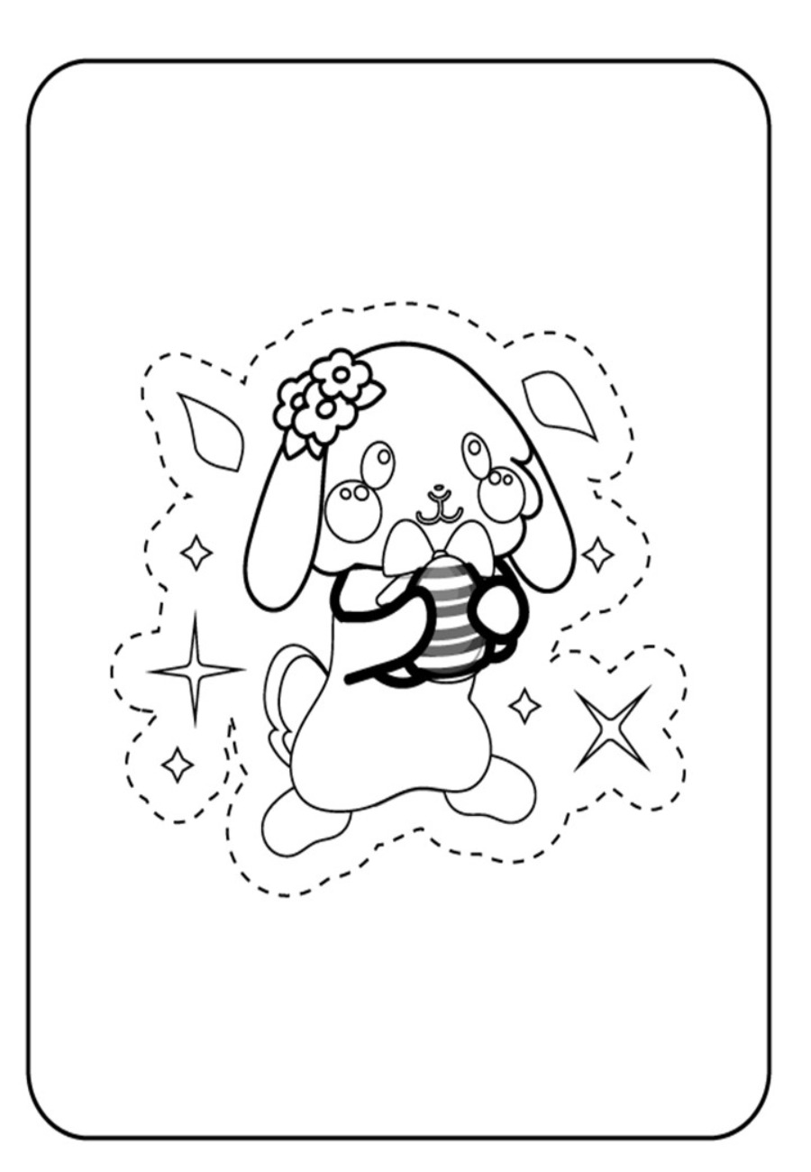 Easter FREEBIE_ Activity book to keep them busy