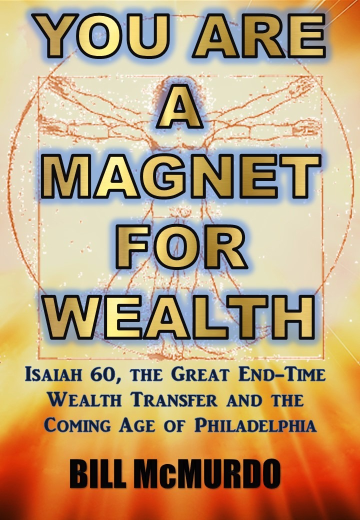 You Are A Magnet For Wealth