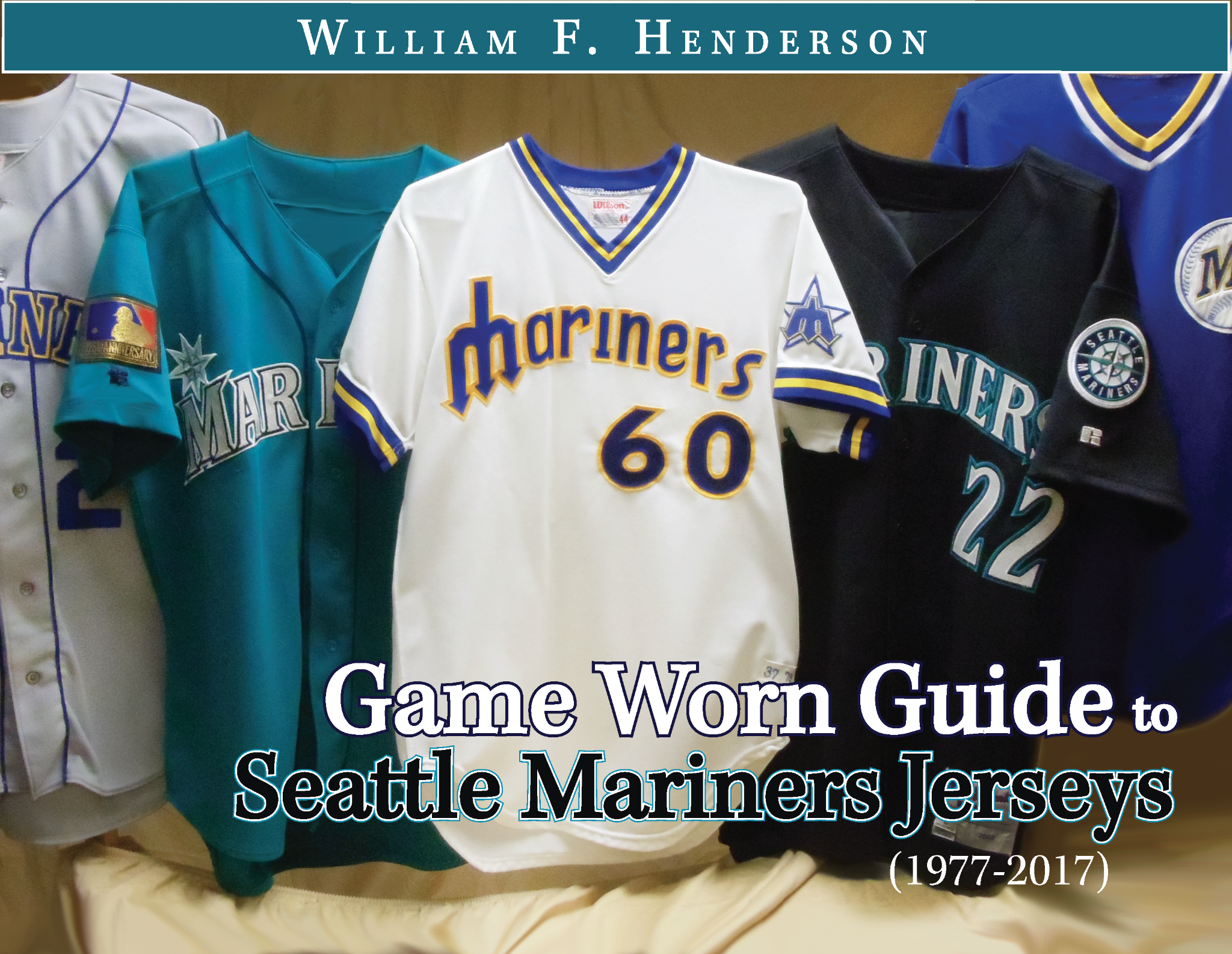 Game Worn Guide to Seattle Mariners Jerseys (1977-2017)