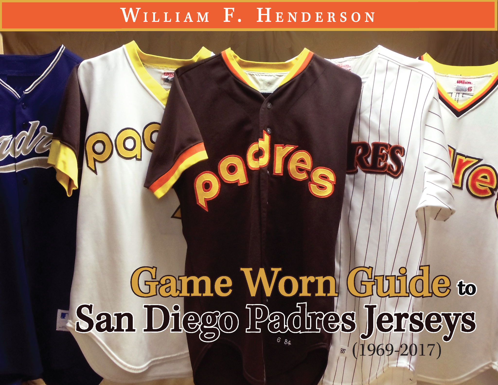 Game Worn Guide to San Diego Padres Jerseys (1970-2017)