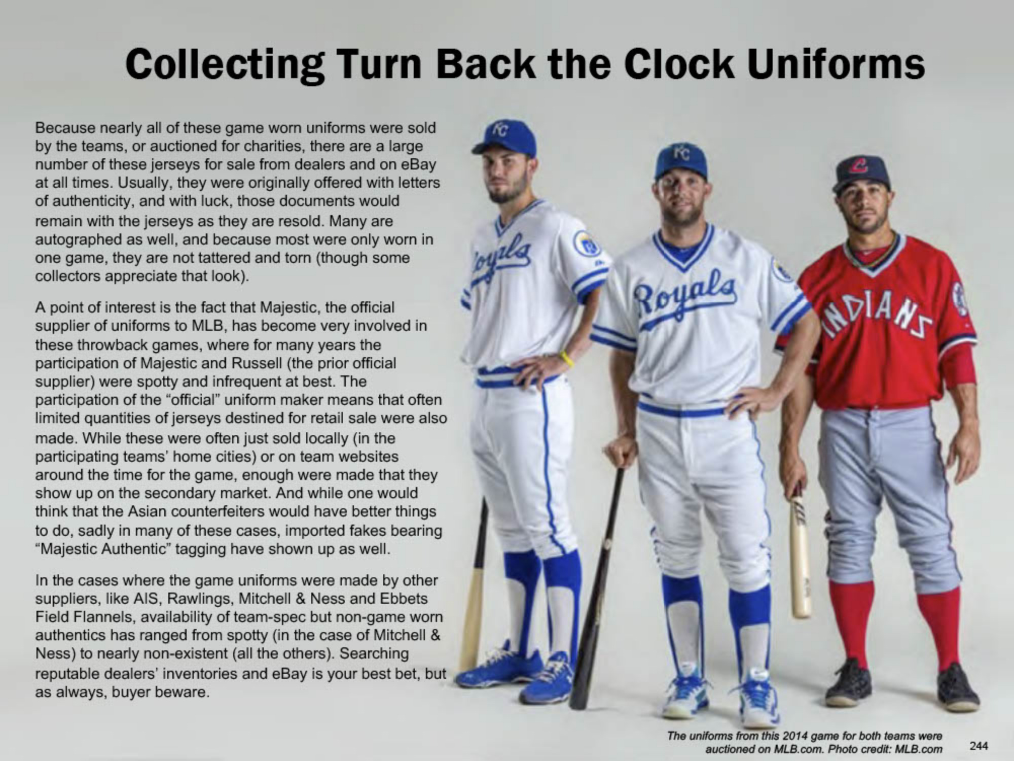 Game Worn Guide to Cincinnati Reds Jerseys (1970-2020)