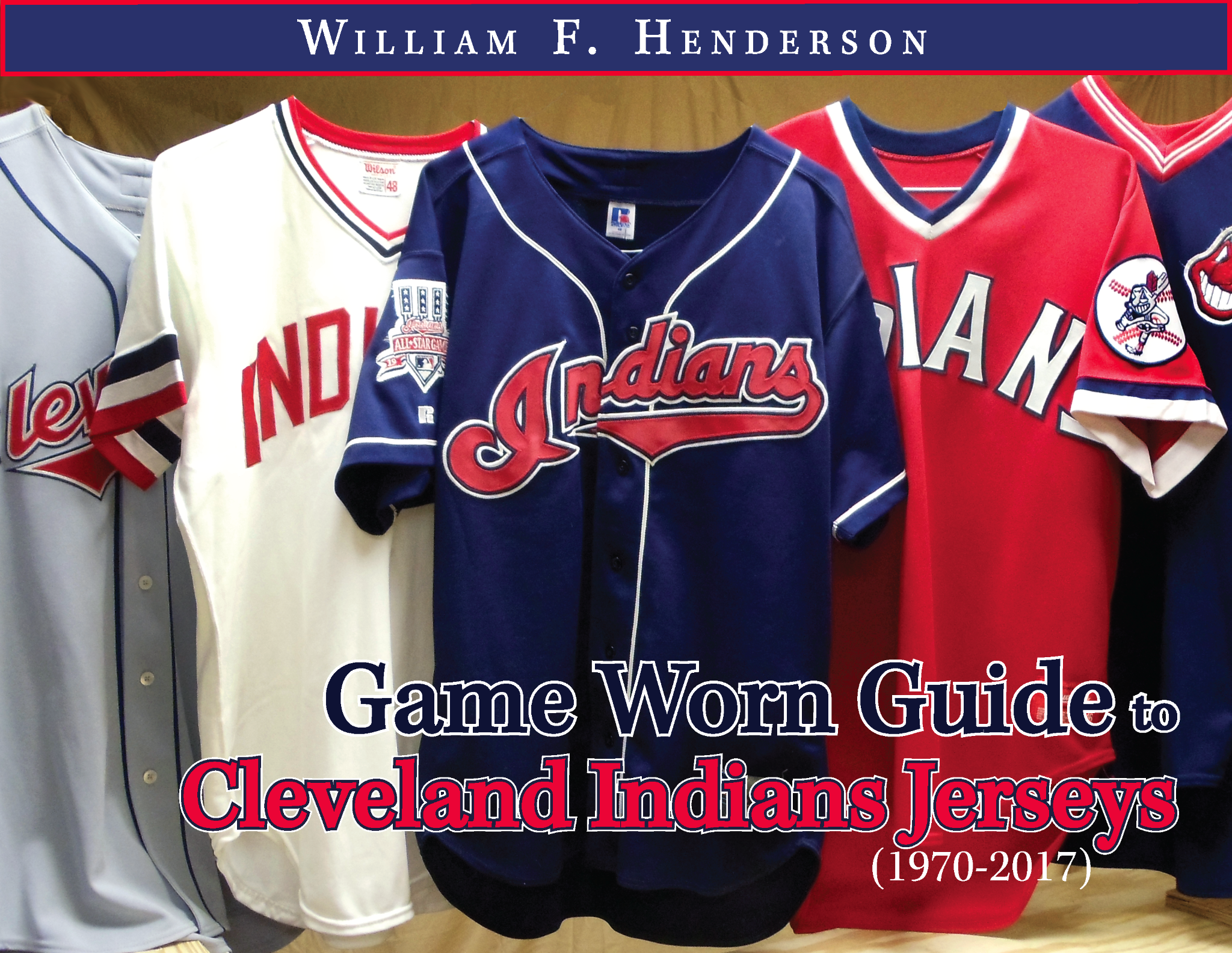 Game Worn Guide to Cleveland Indians Jerseys (1970-2017)