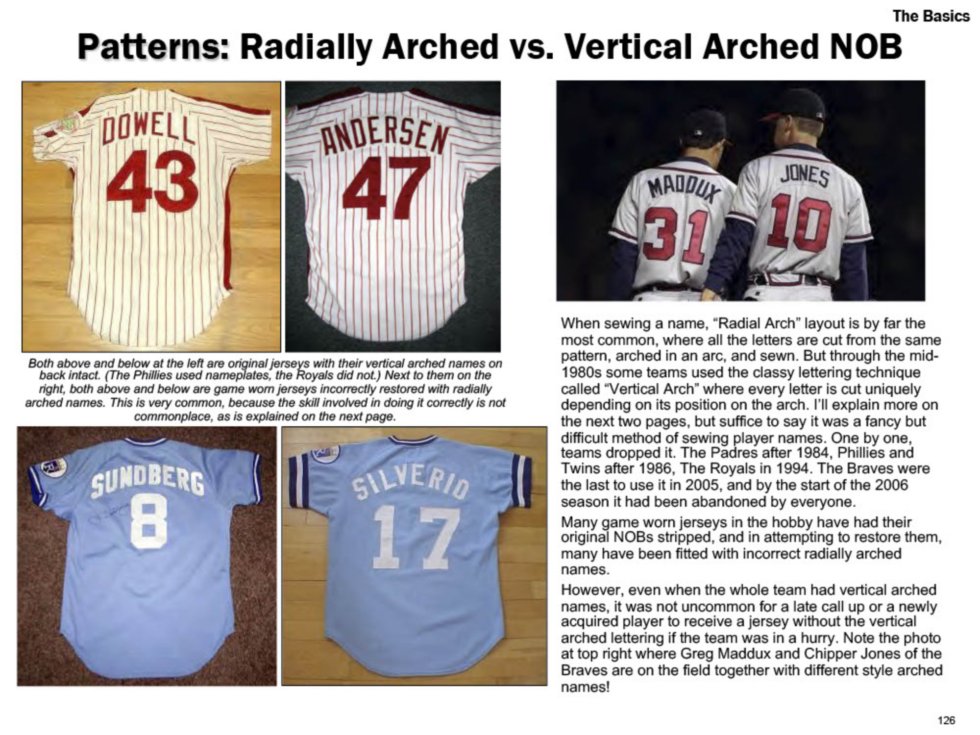 Game Worn Guide to Detroit Tigers Jerseys (1970-2020)