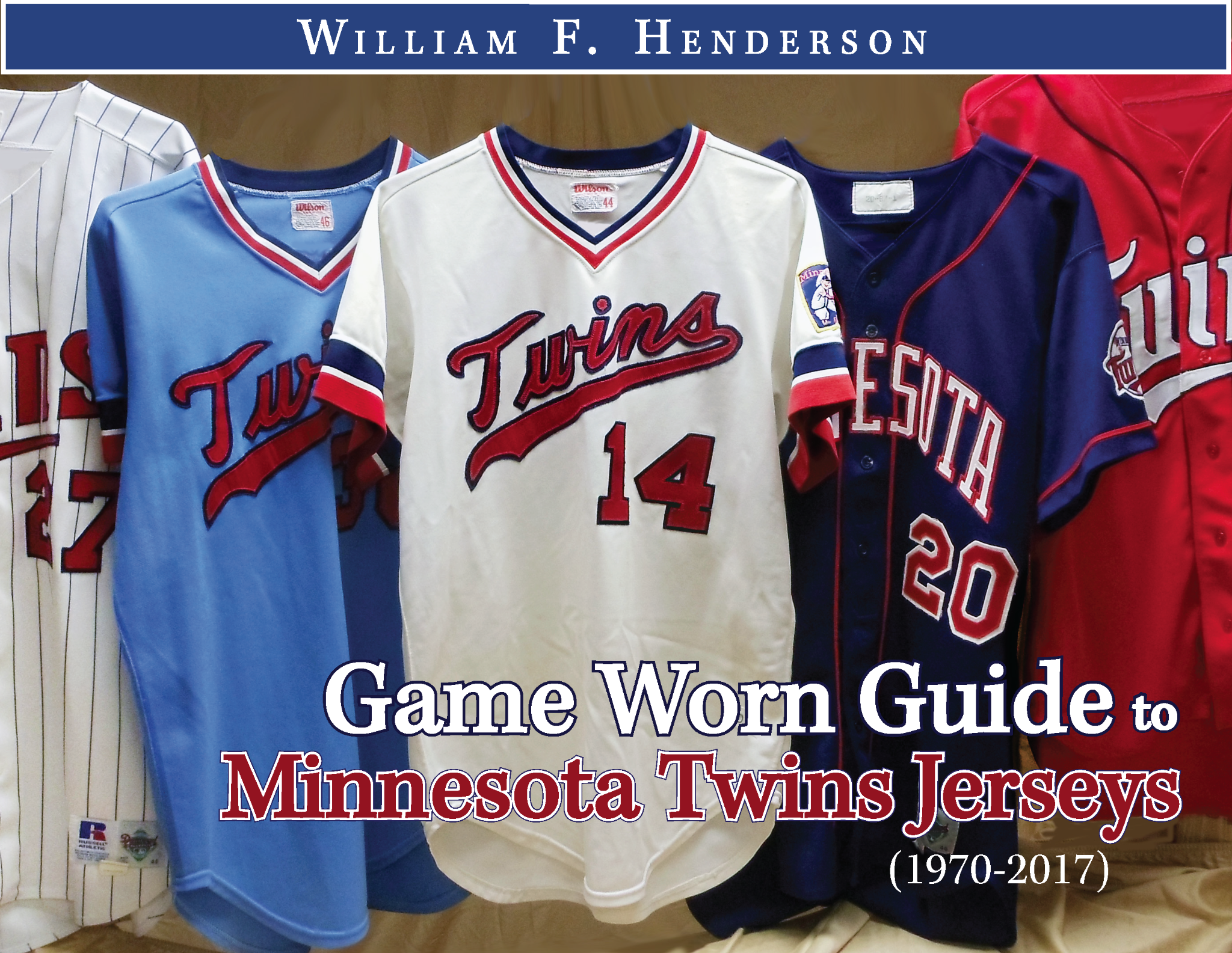 Game Worn Guide to Minnesota Twins Jerseys (1970-2017)