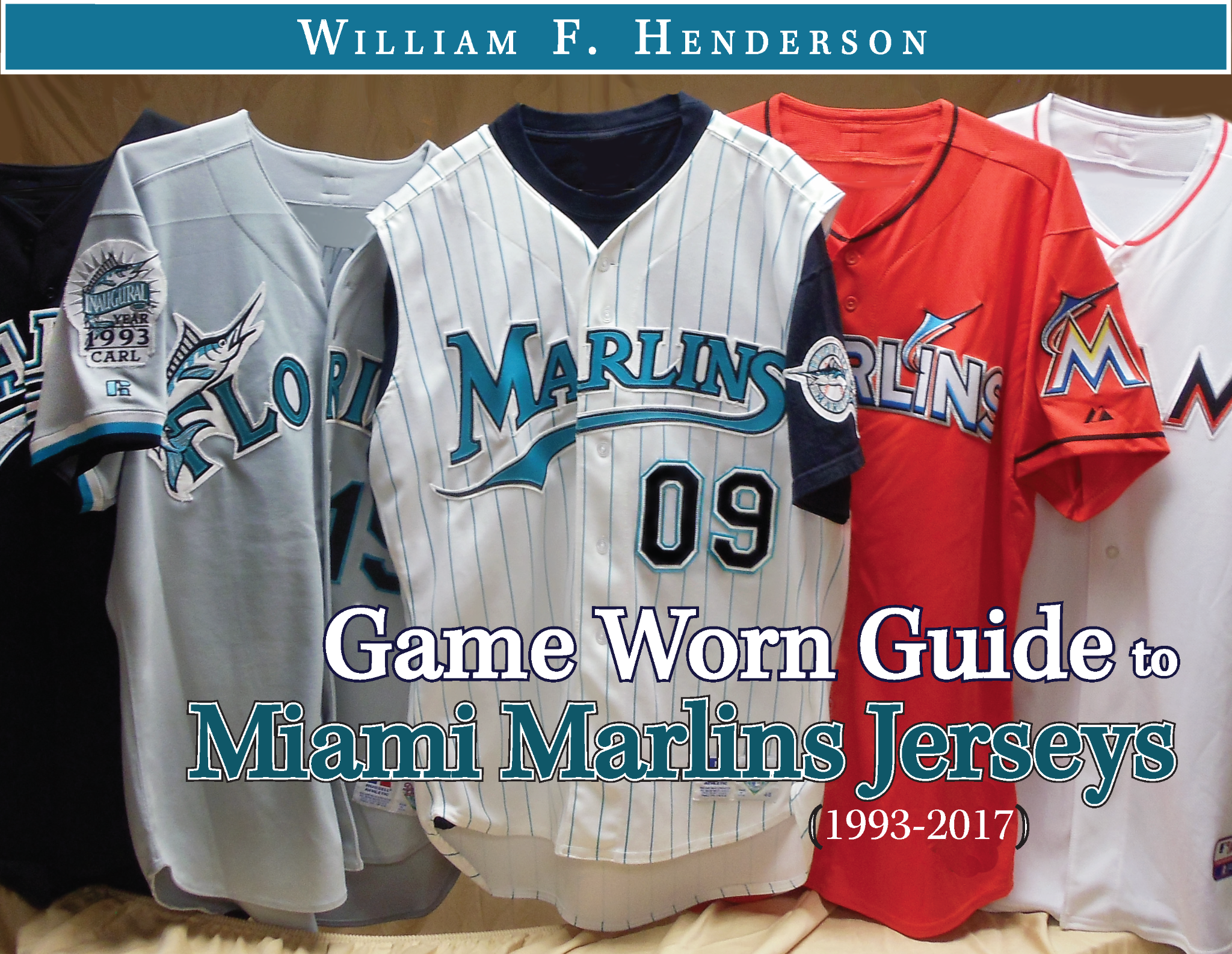 Game Worn Guide to Miami Marlins Jerseys (1993-2017)