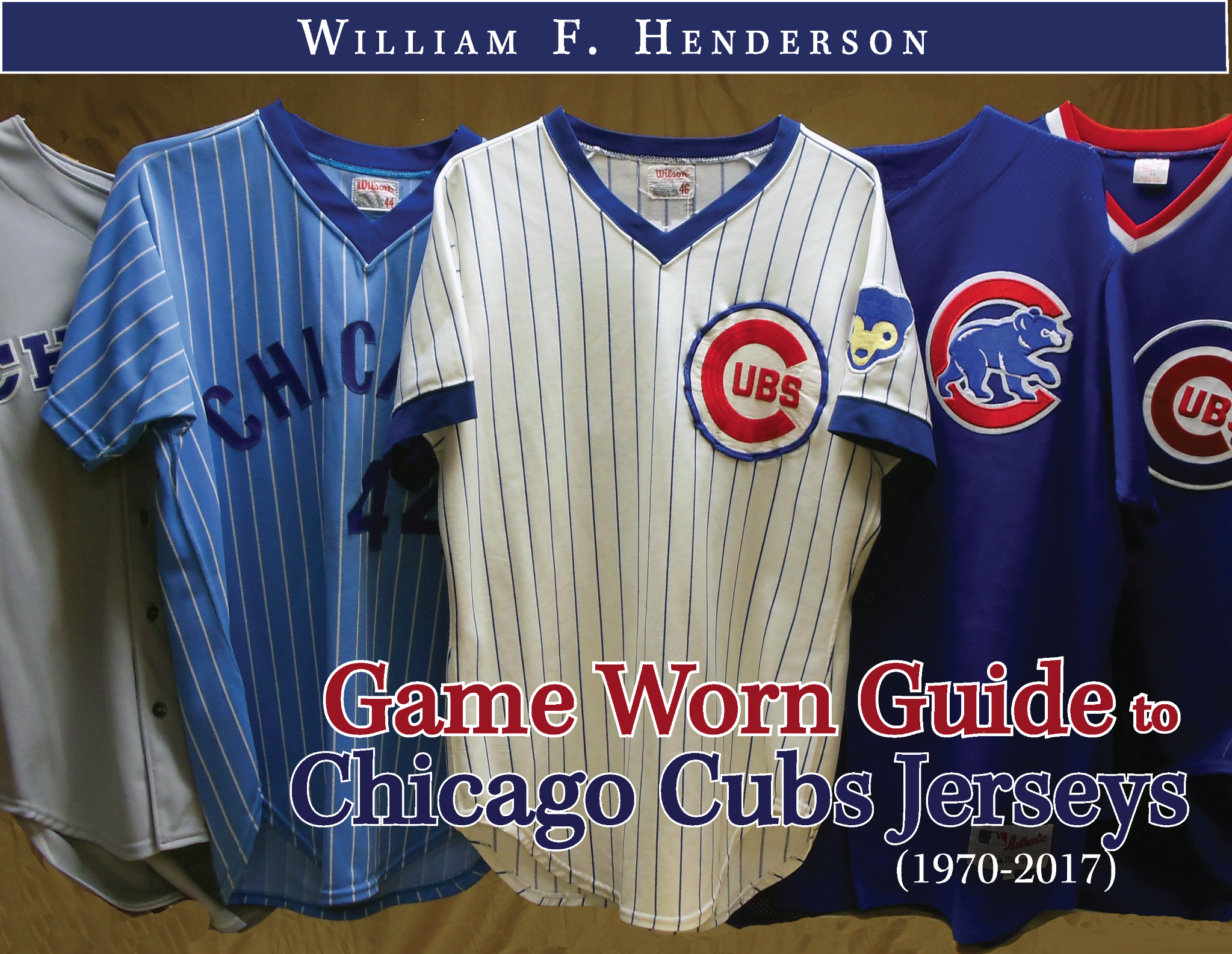 Game Worn Guide to Chicago Cubs jerseys (1970-2017)