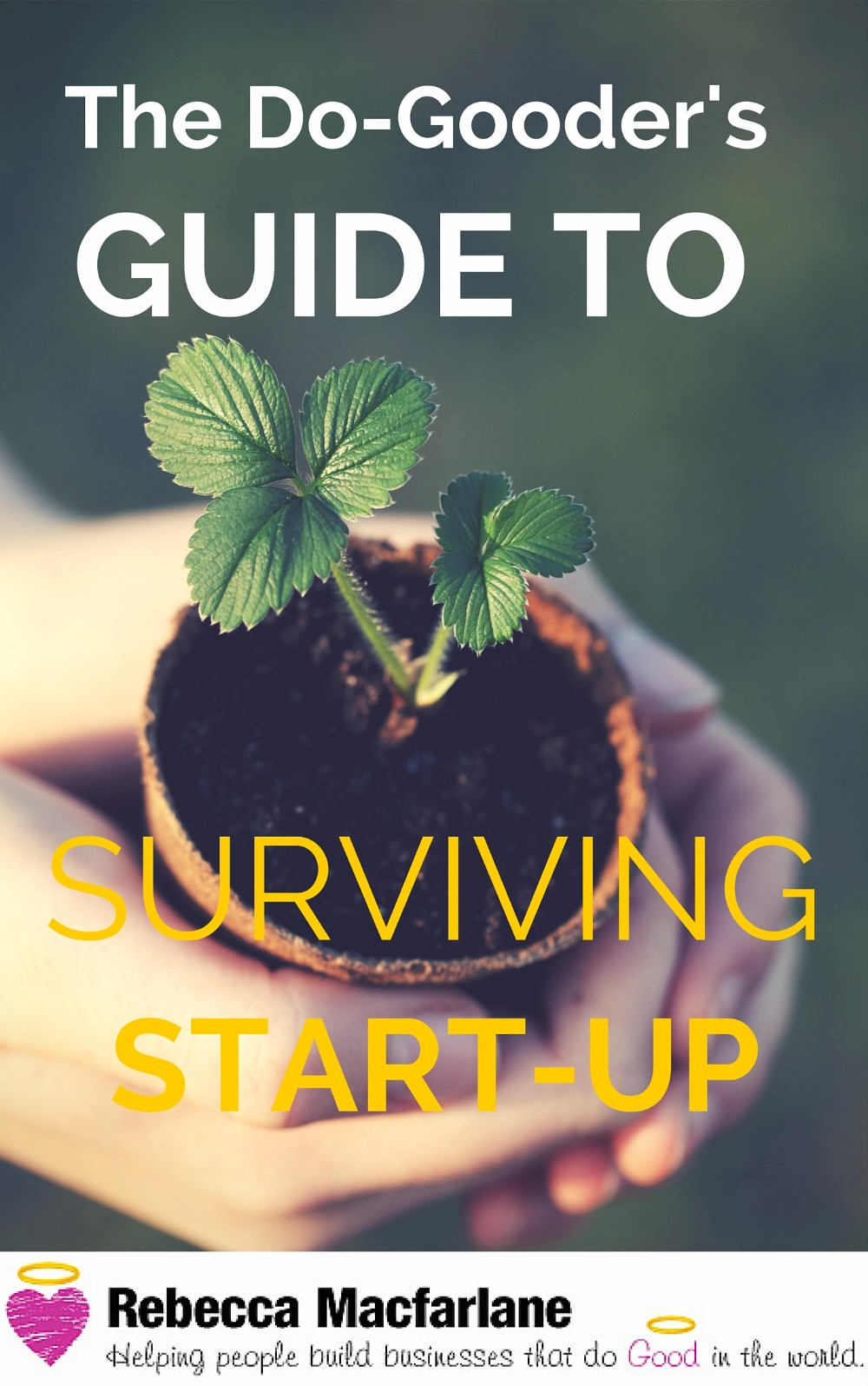 The Do-Gooder's Guide to Surviving Start Up
