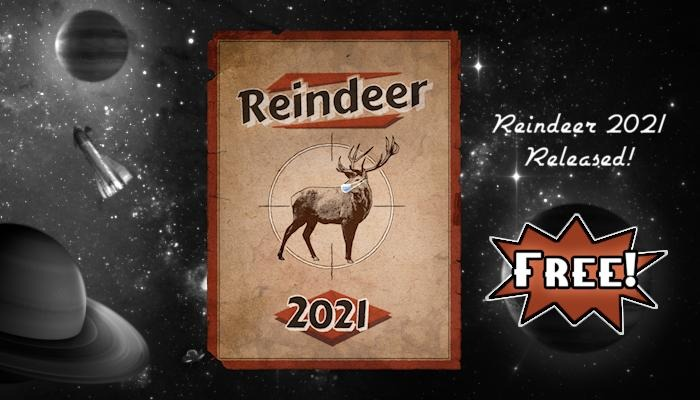 Reindeer 2021 License (1-year) FREE!