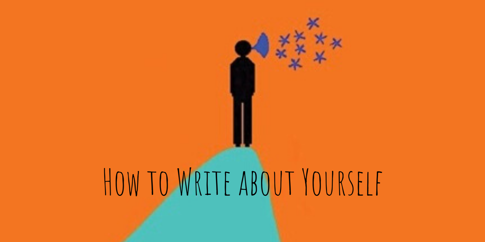 How to Write about Yourself - Livestream Course
