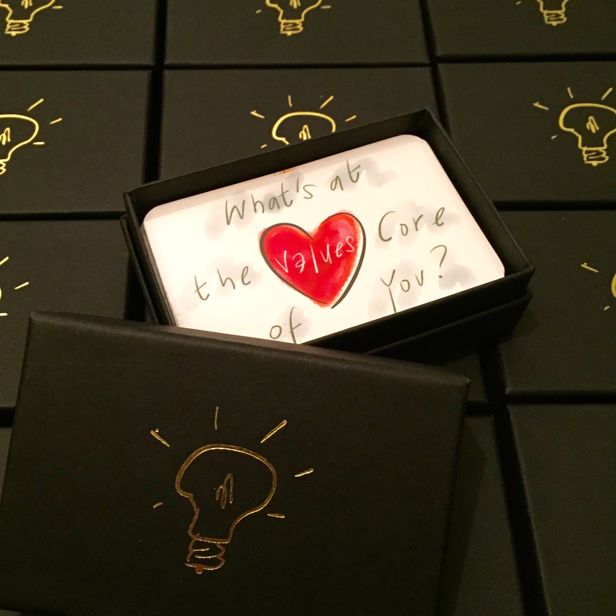 The Art of the Possible: Cards for coaching, networking & ideas generation.