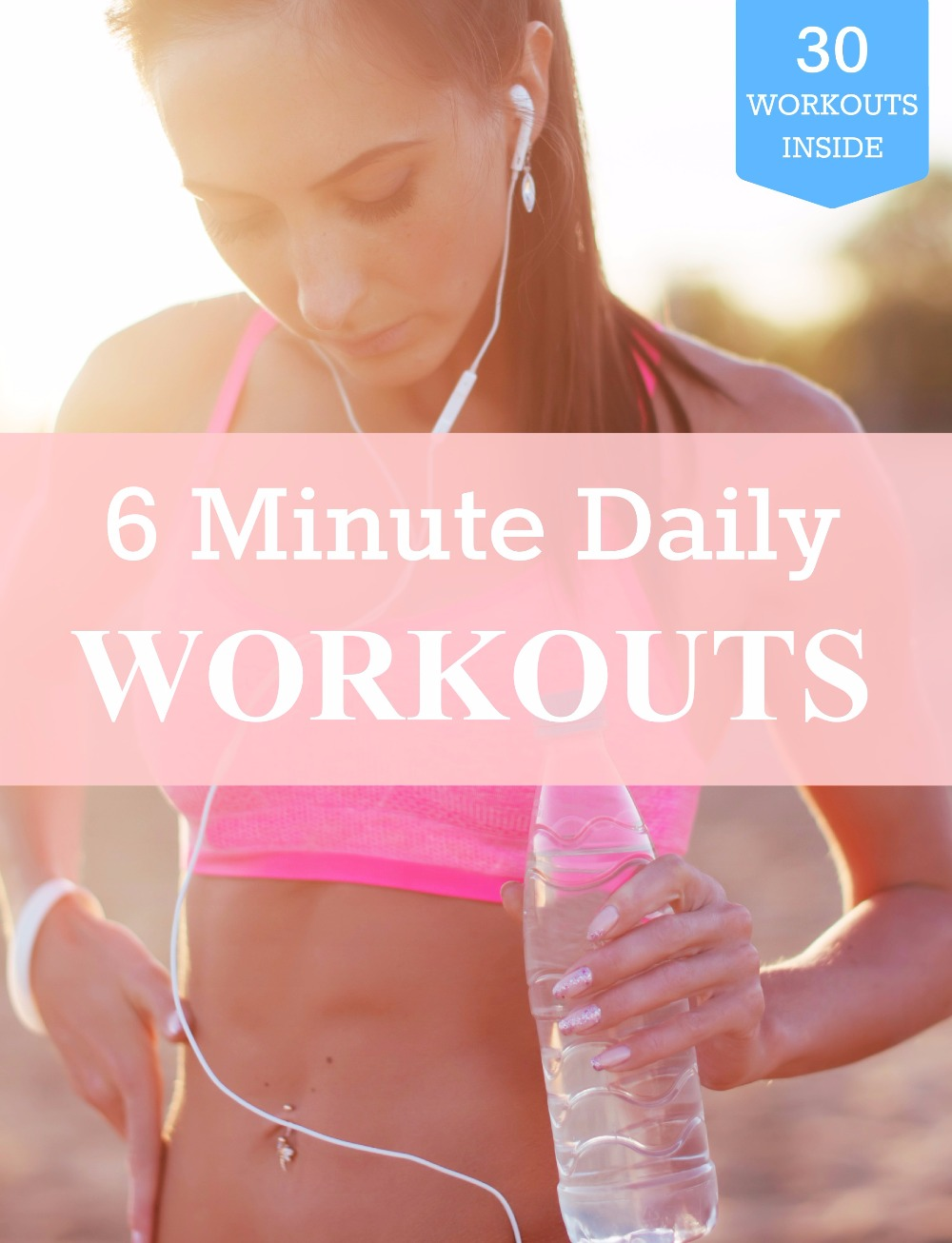 ​6 Minute Daily Workout Routines