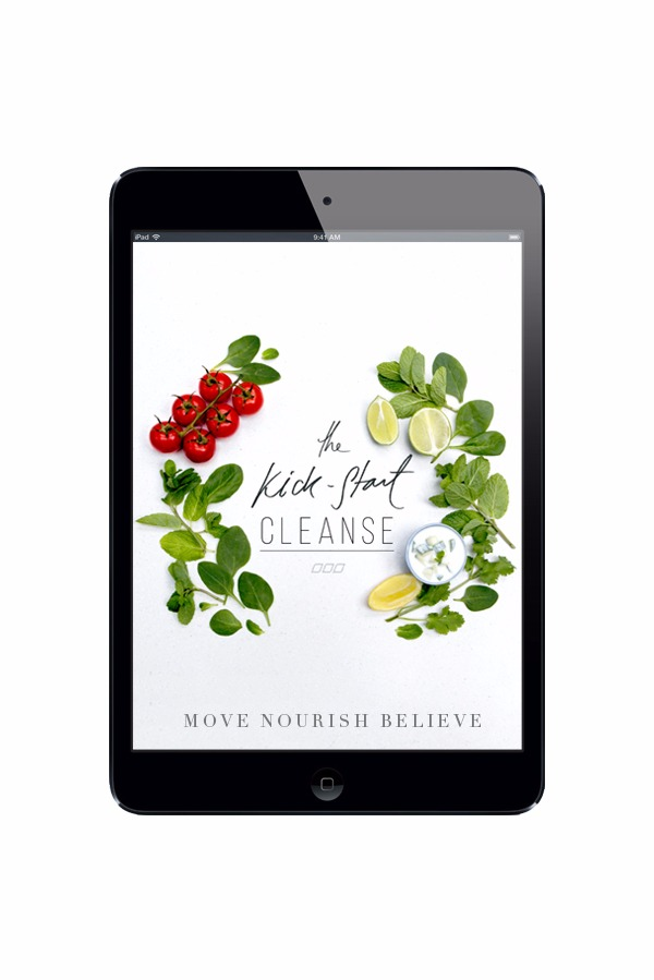 Kick Start Cleanse eBook