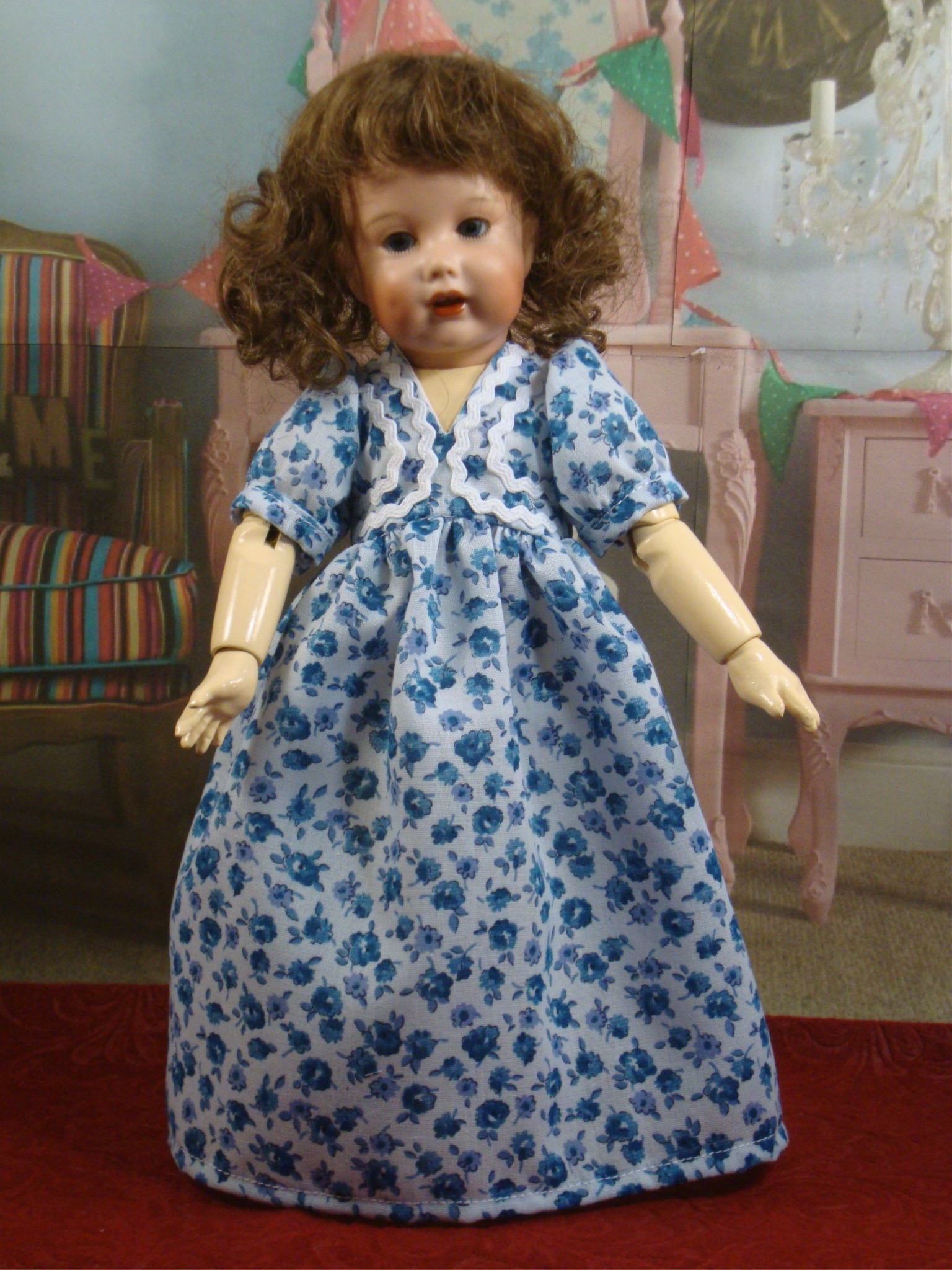 Bleuette Pattern Doux Reve Nightgown