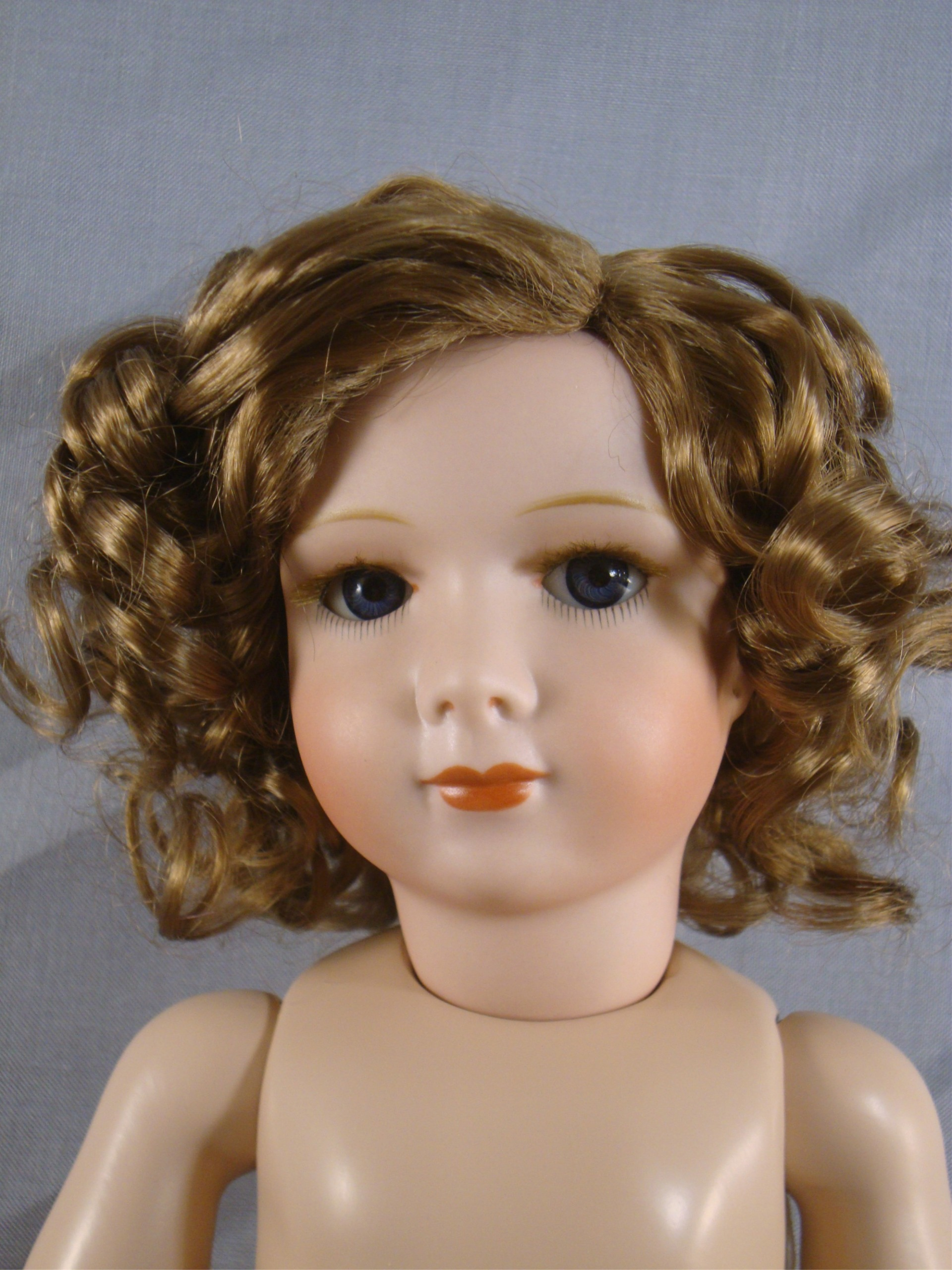 Reproduction Princess Marianne Doll