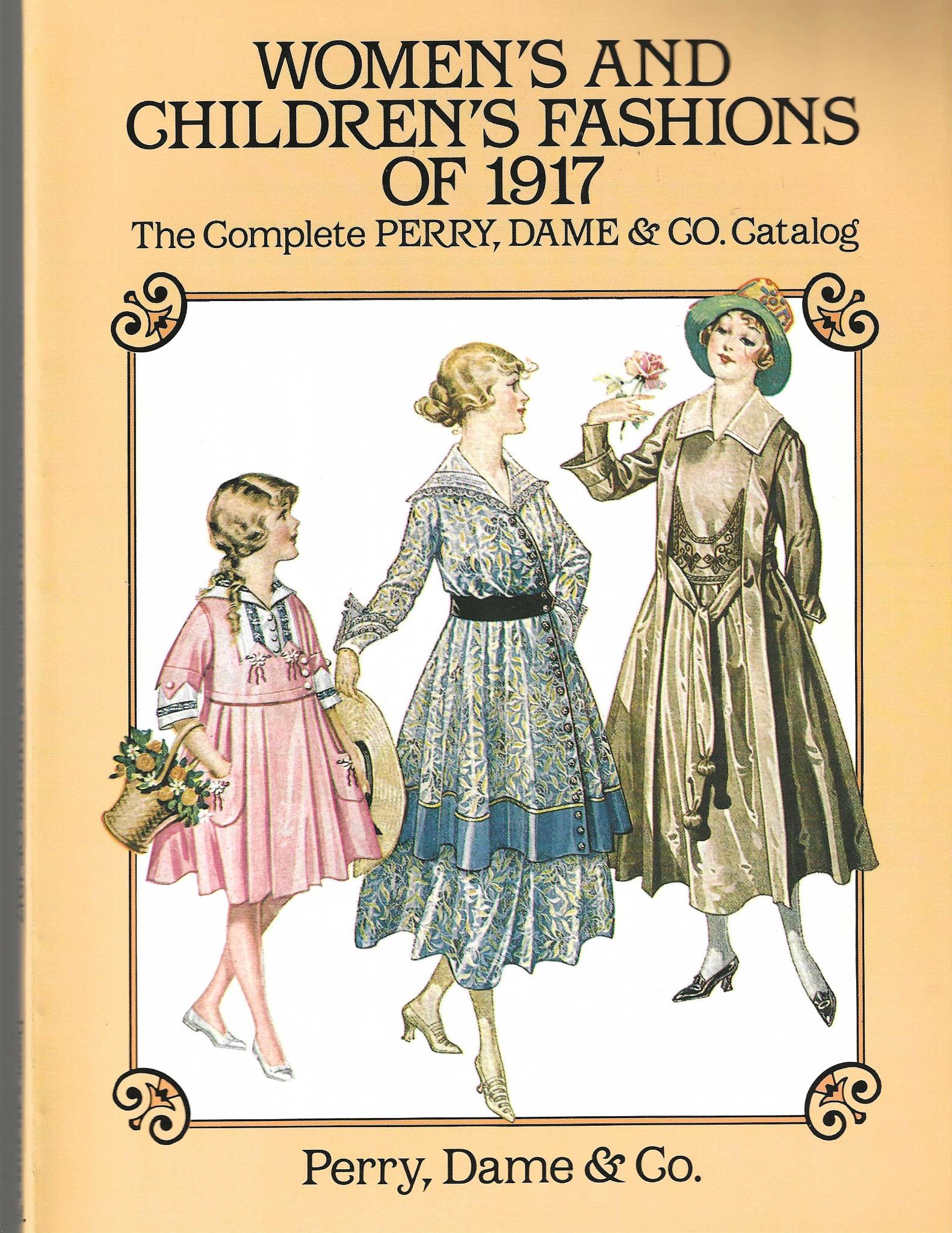 Book:  Fashions of 1917