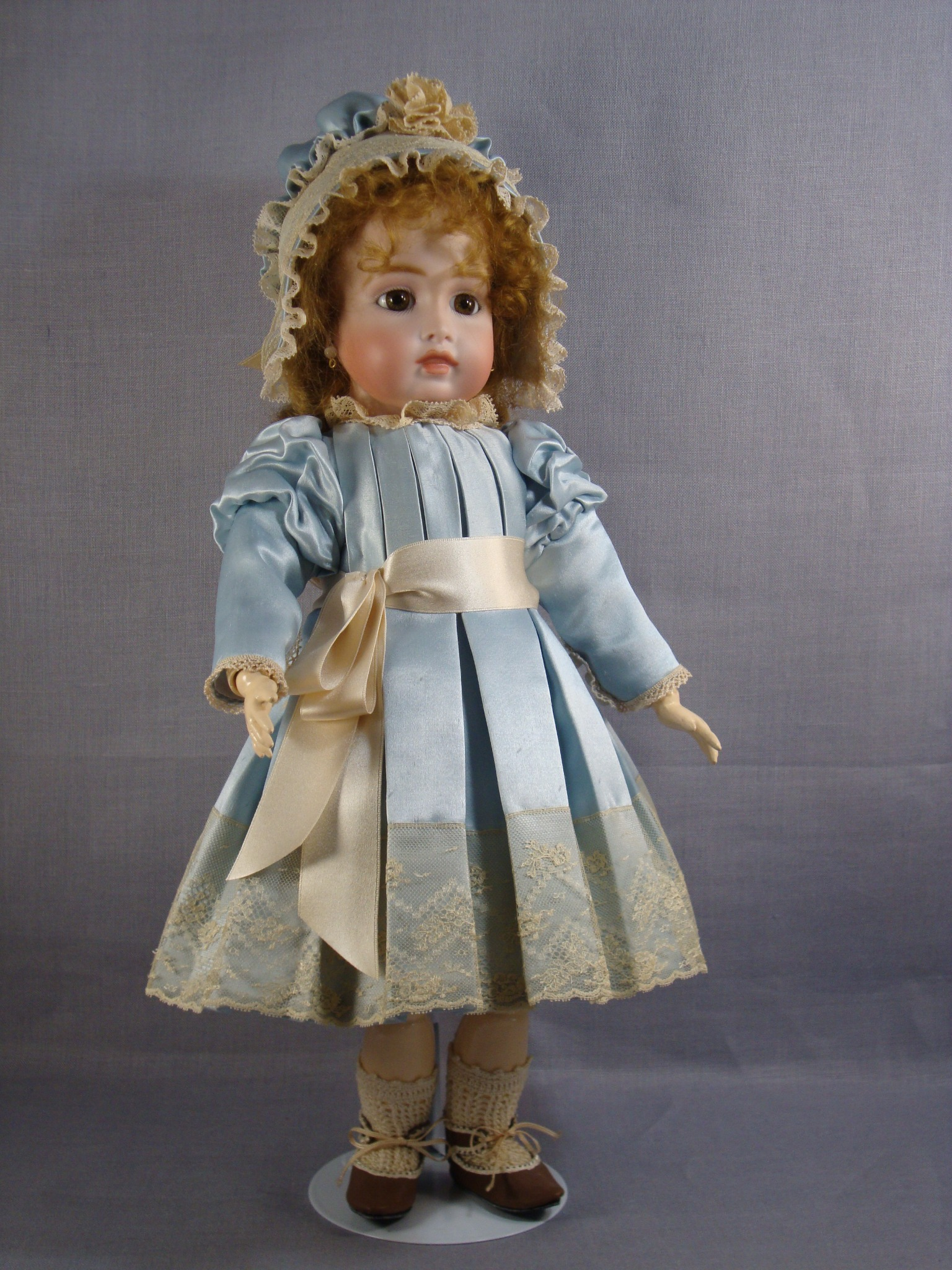 "French Dress for Rosette (10 1/2"" body)"