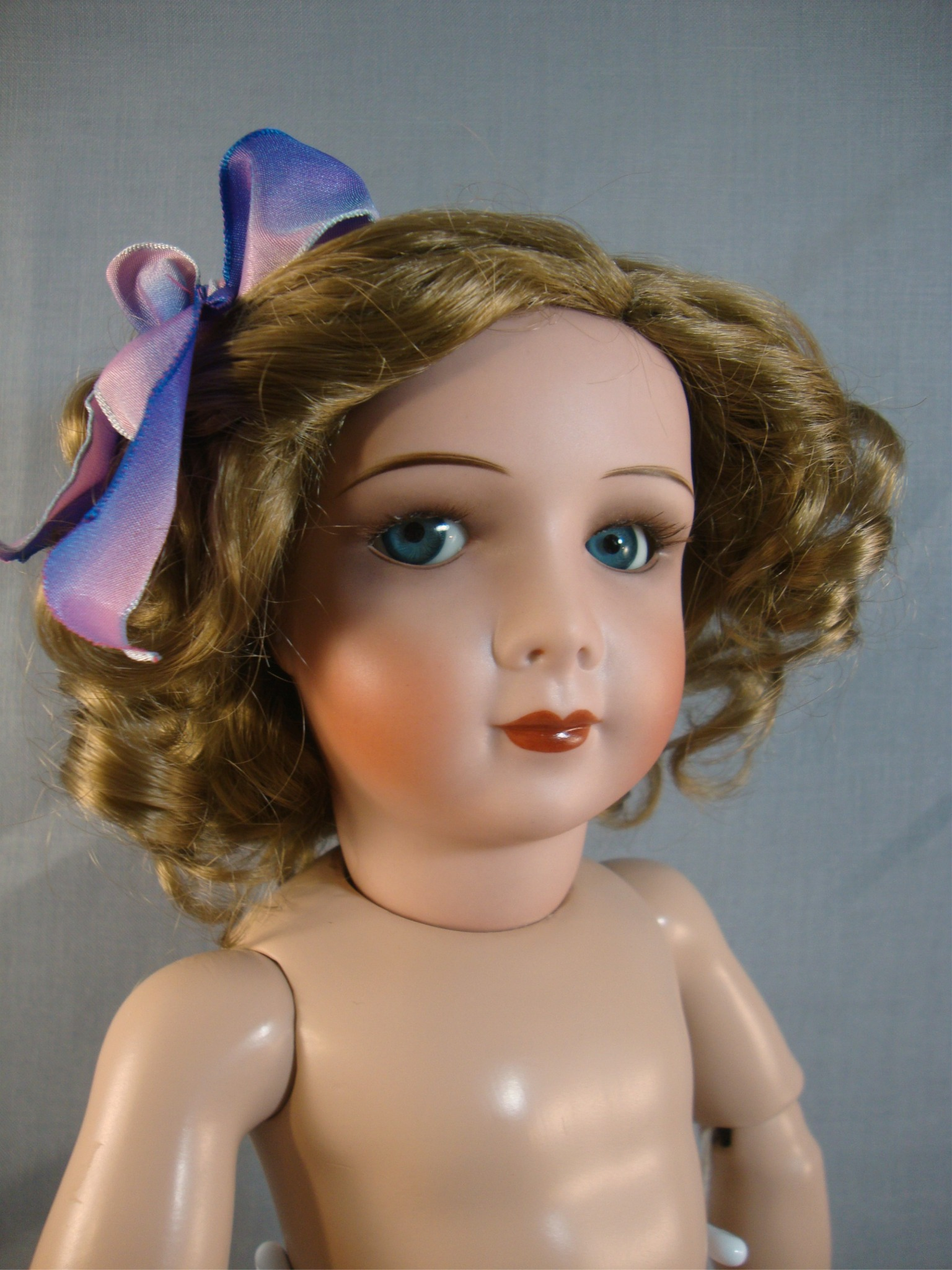 "Reproduction Princess ""Marianne"" Doll"