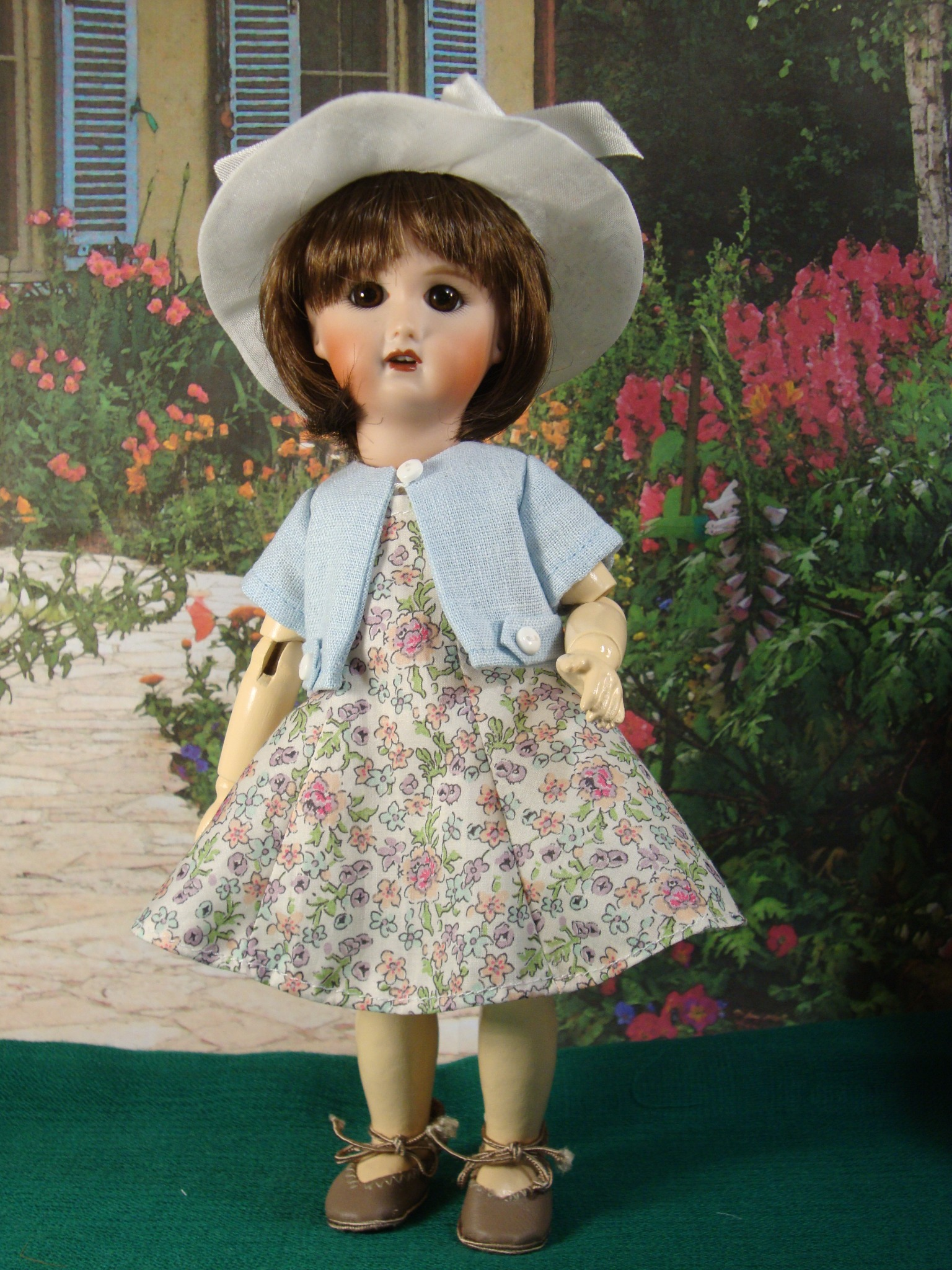 Loulotte Pattern Sundress and Jacket