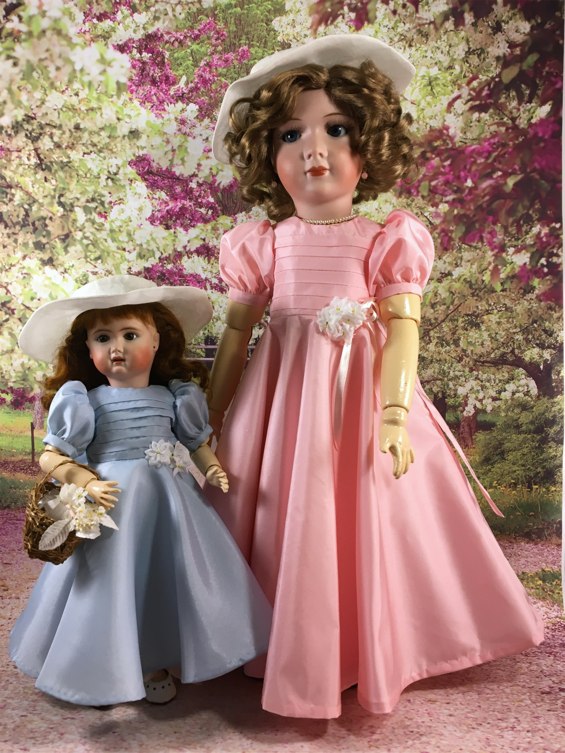 Bleuette Princess Party Dress Pattern