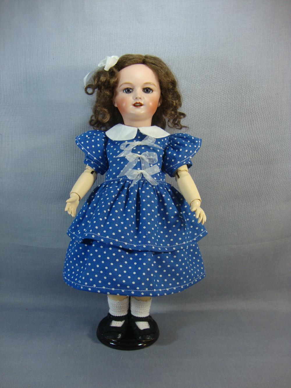 Rosette Pattern Clochette Dress