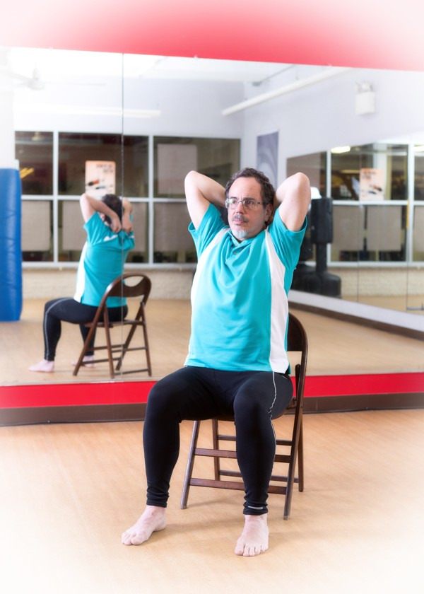 Chi for Caring Seated Upper Body Mobility Exercise