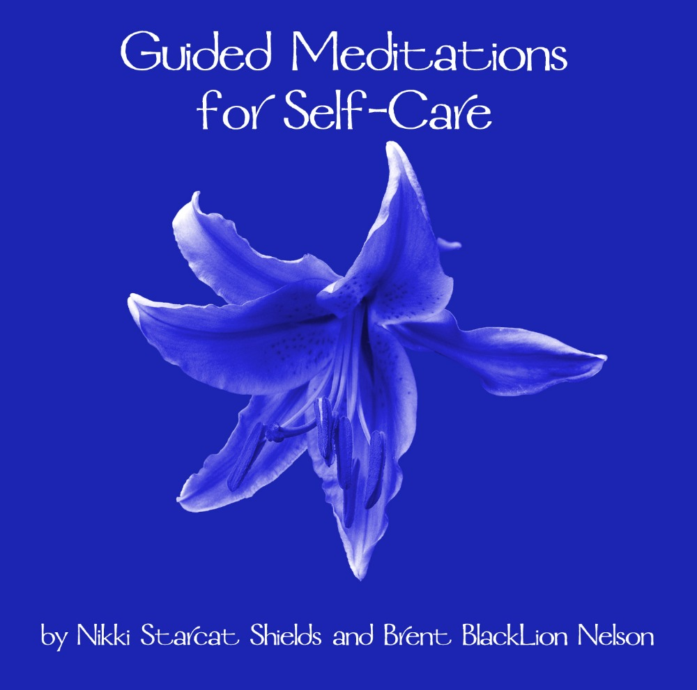 Guided Meditations for Self-Care - MiniPak 1