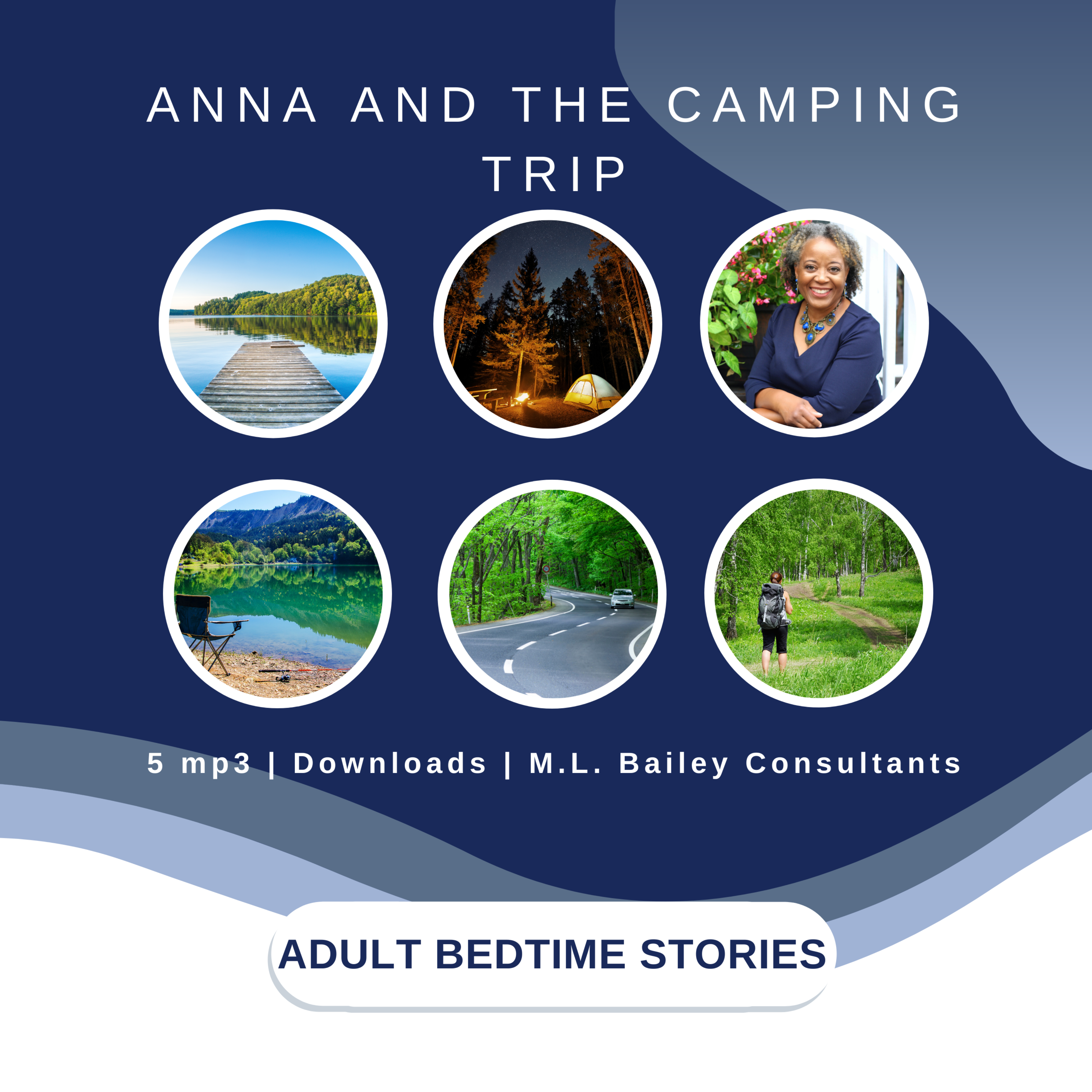 Anna and the Camping Trip