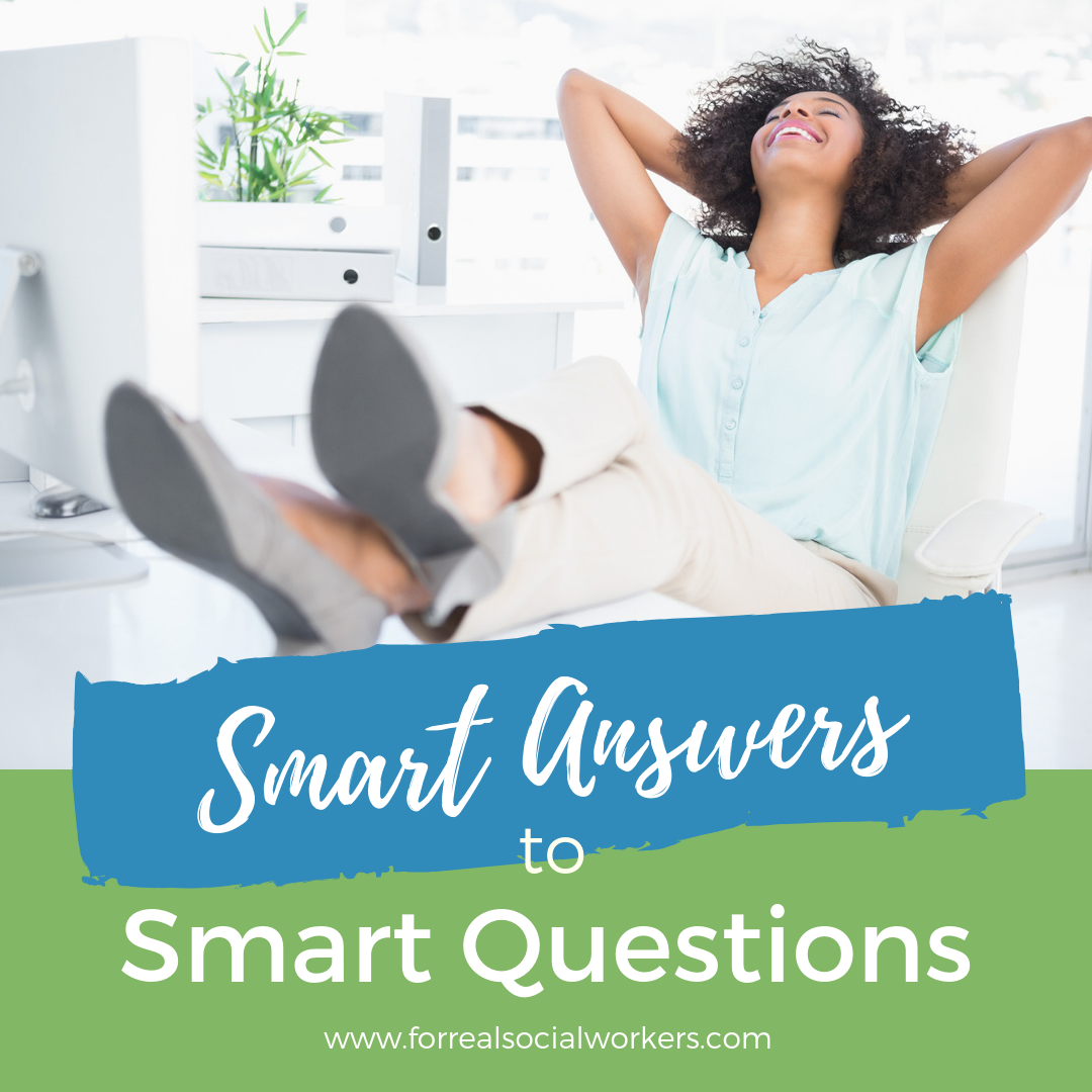 Smart Answers to Smart Questions Audio Series