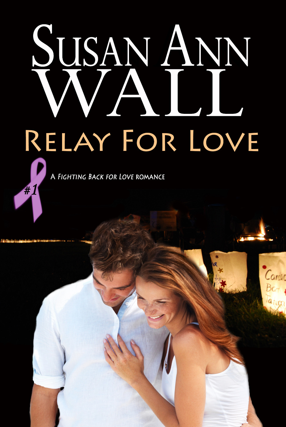Relay For Love (Fighting Back for Love series #1)