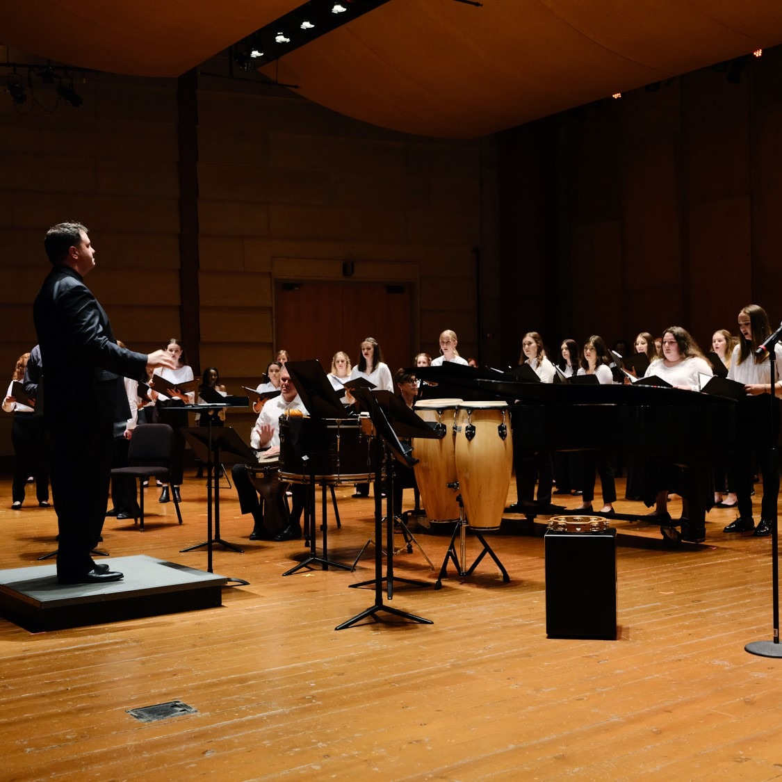 OSAI 2019 Institute Chorus Performances – Audio