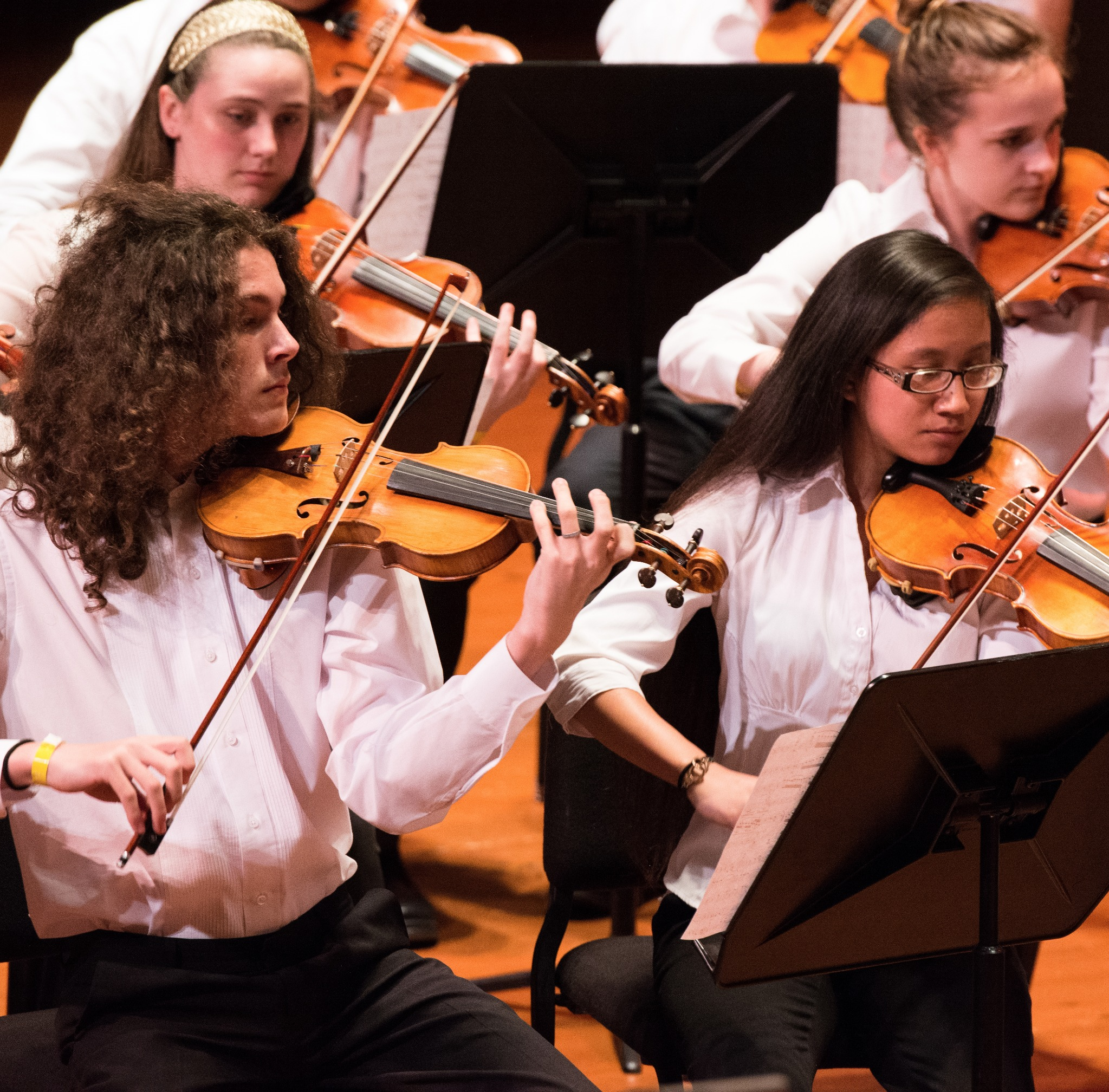 OSAI 2016 Institute Orchestra Performances – Video