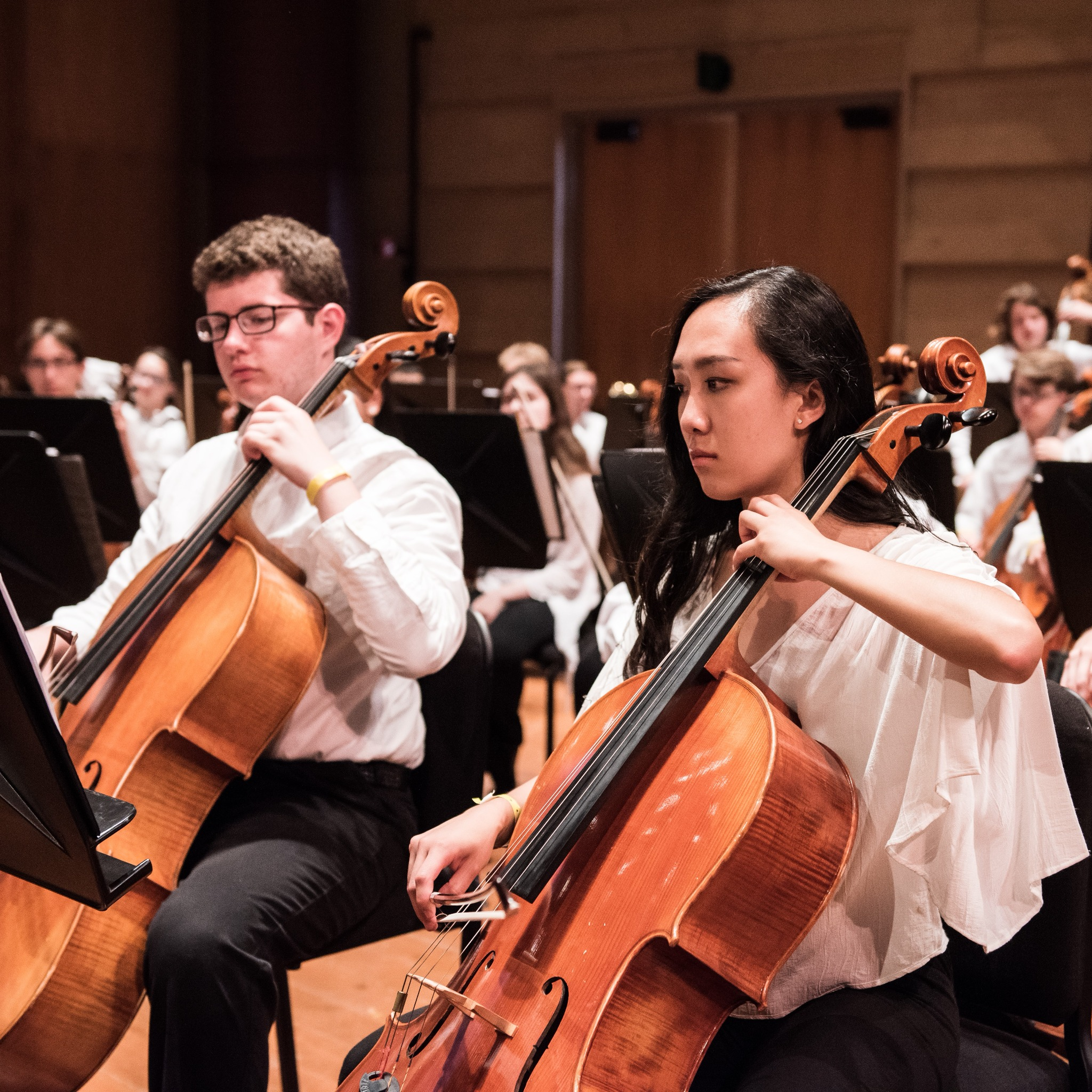 OSAI 2018 Institute Orchestra Performances – Audio
