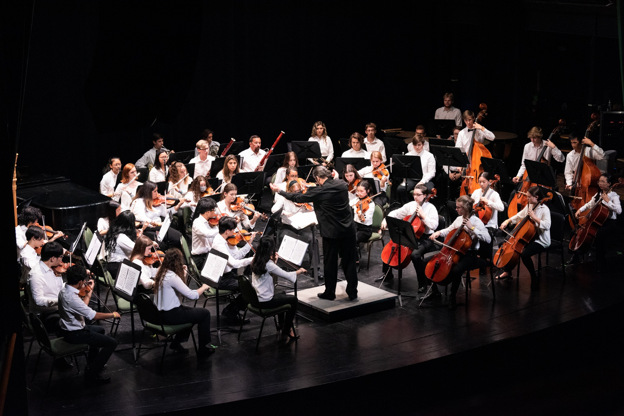 OSAI 2021 Institute Orchestra Performance (Video)