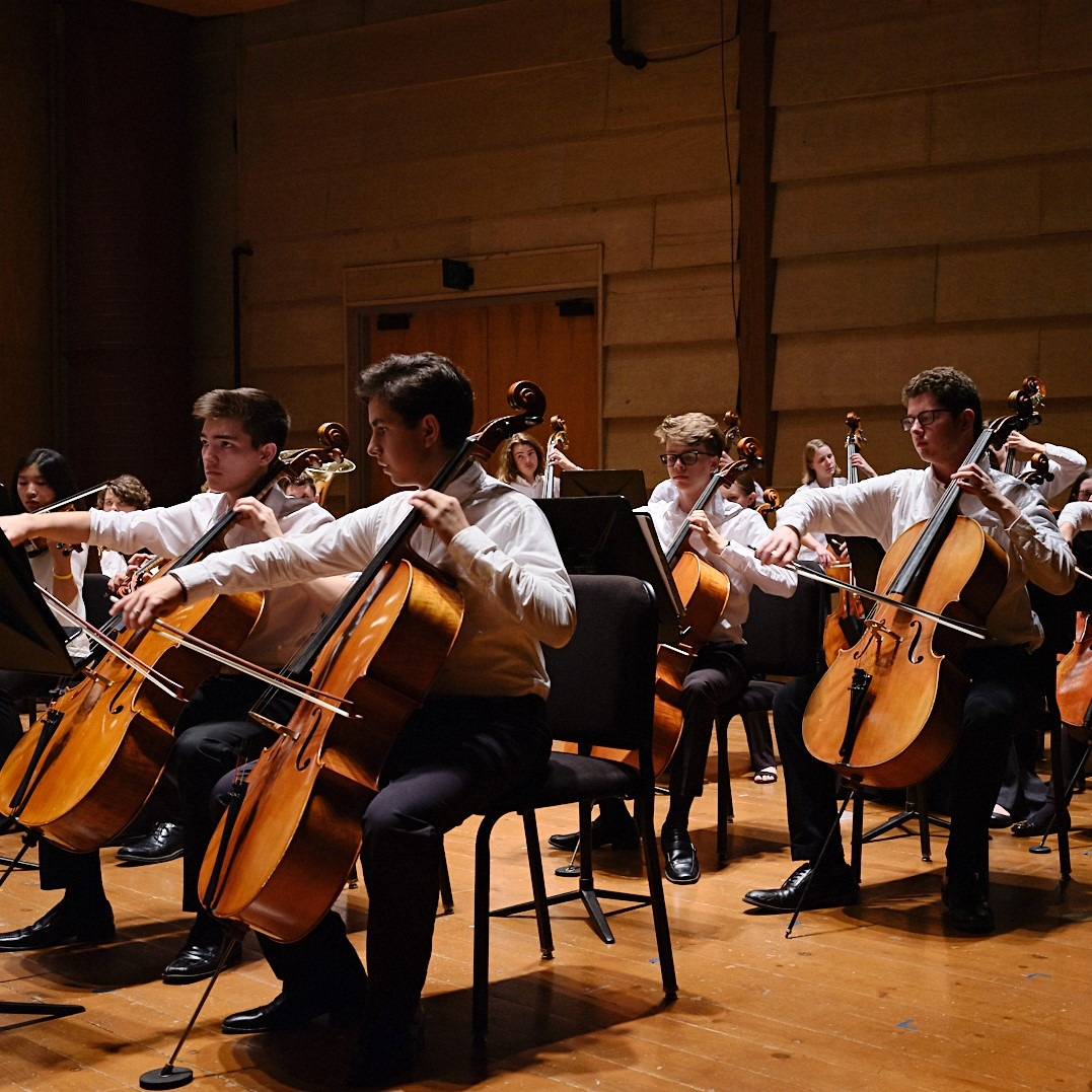 OSAI 2019 Institute Orchestra Performances – Audio