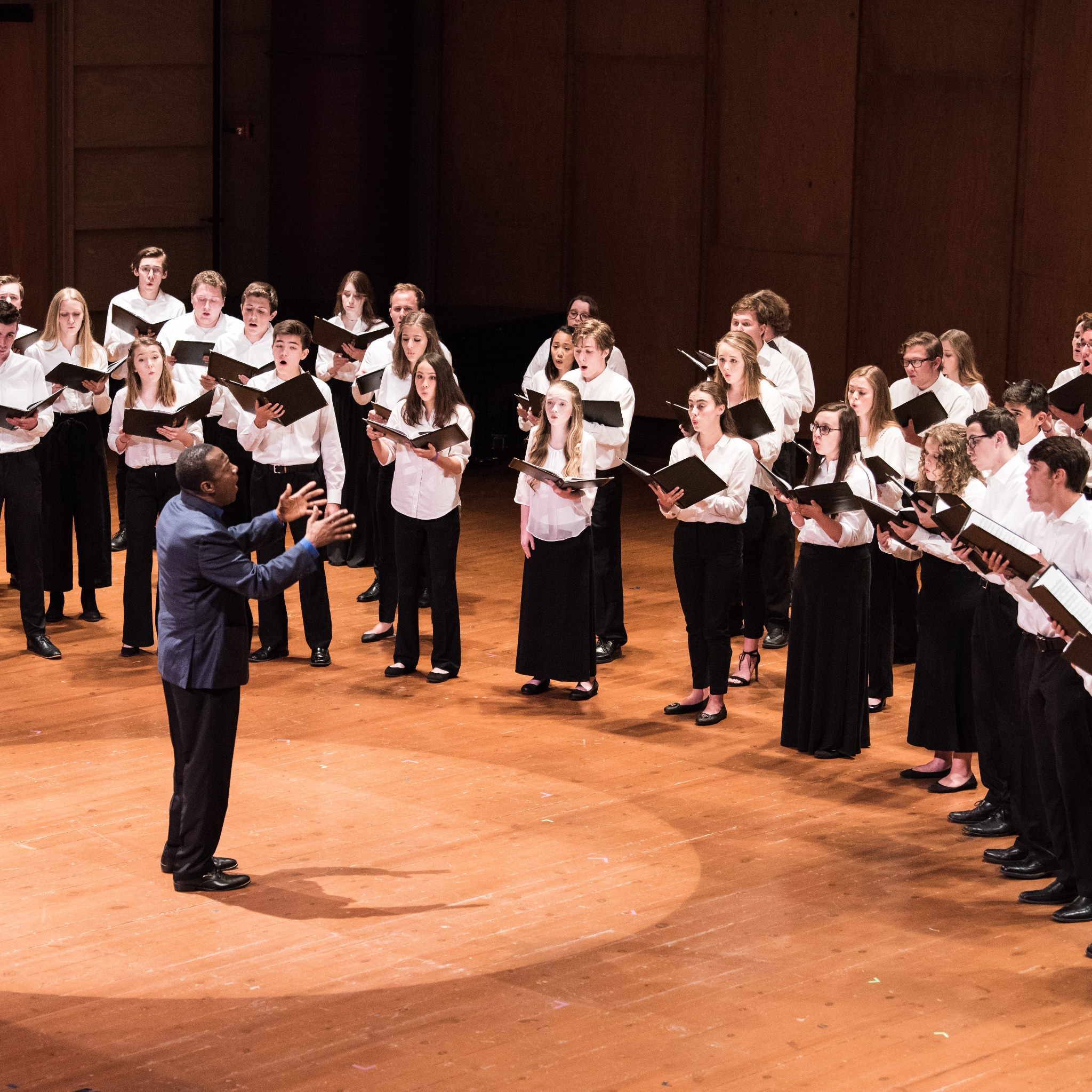 OSAI 2018 Institute Chorus Performances – Audio