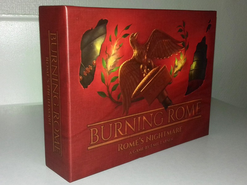 Burning Rome - Rome's Nightmare