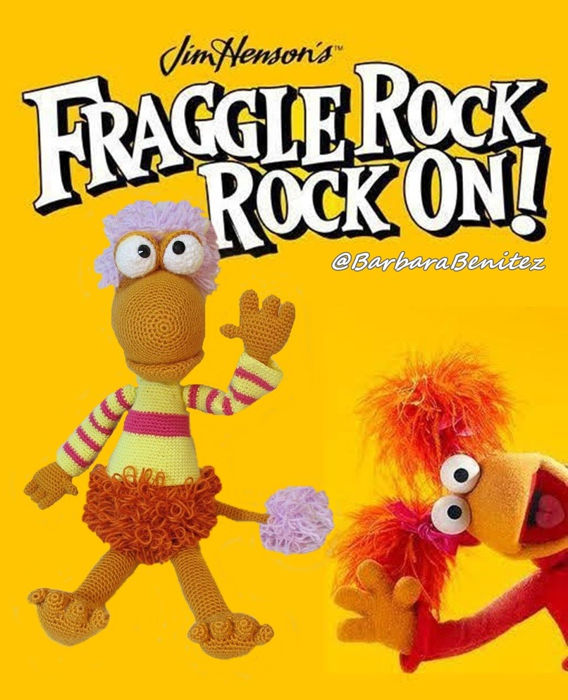 Rosi-Red y Gobo (Fraggle Rock)