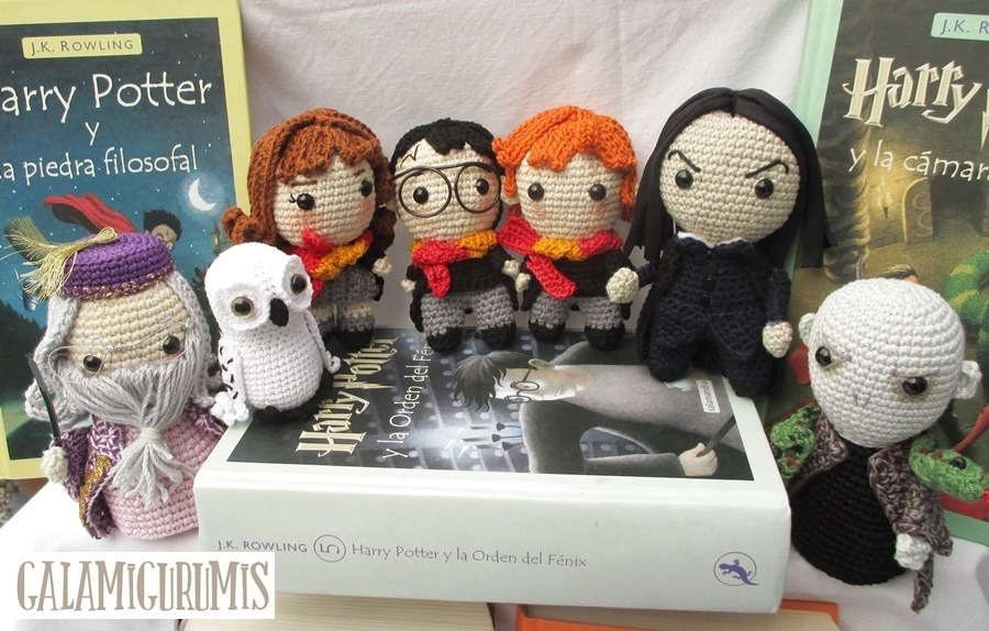 Harry Potter Saga: Superpeques