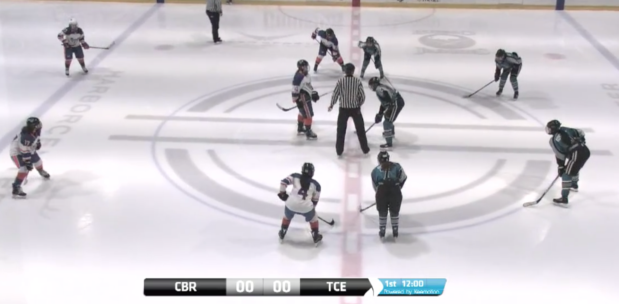 1-4-2019 Cambridge Roadrunners @ Tri-City Eagles