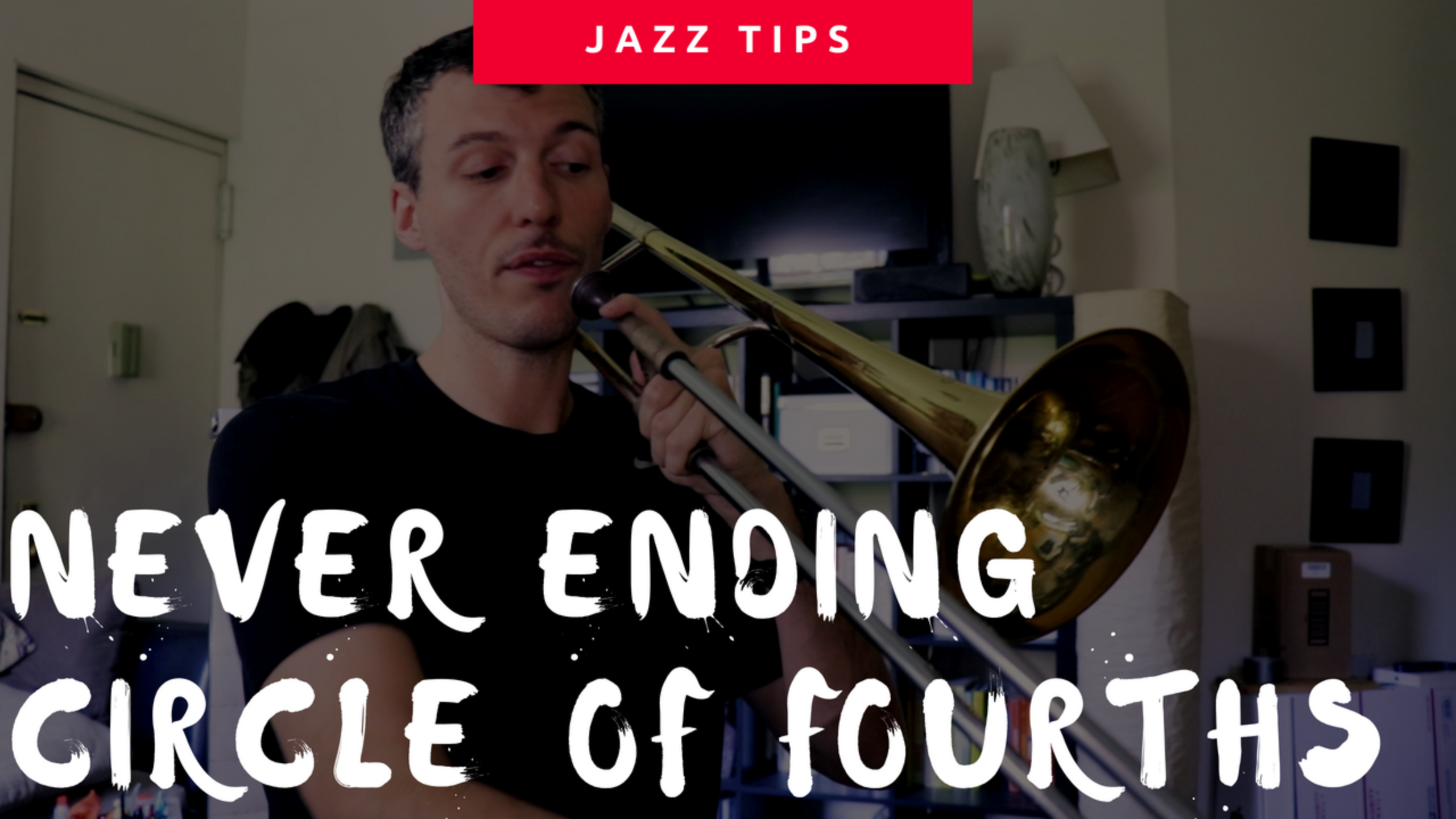Never Ending Cycle of Fourths Exercise with Dominant Chords