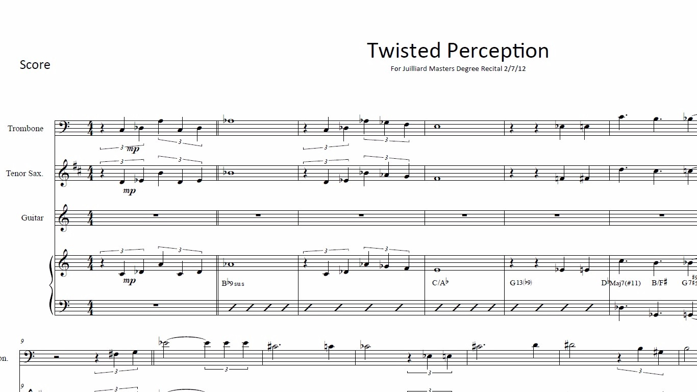 Twisted Perception PDF (from Exposition)