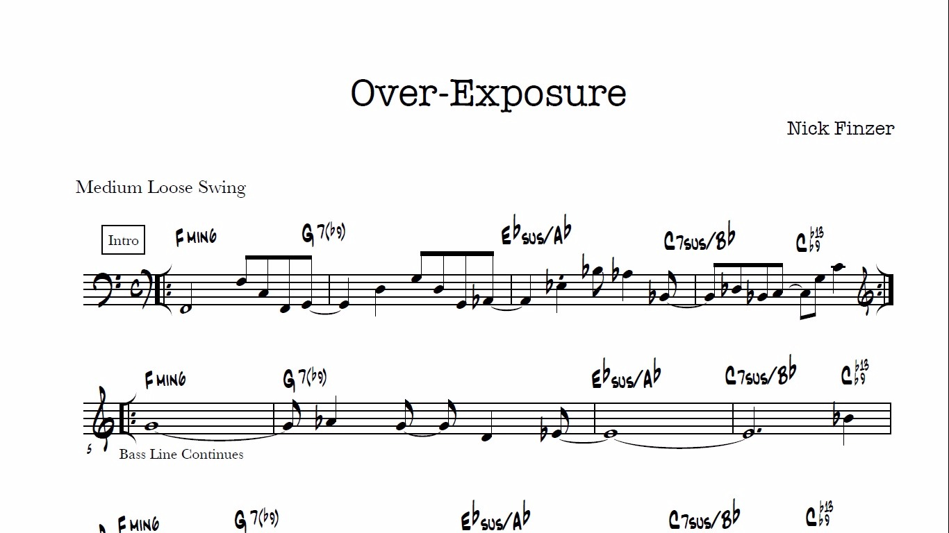 Over-Exposure PDF (from Exposition)