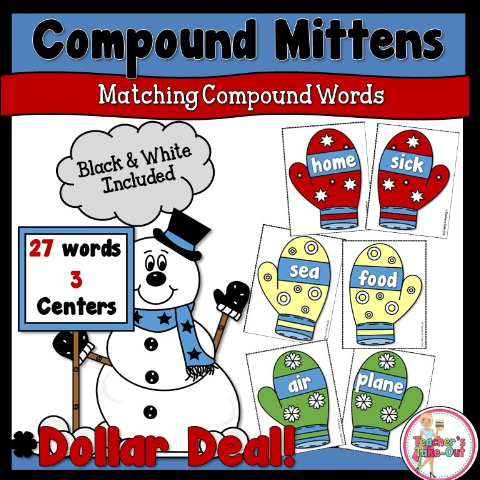 Compound Mittens Dollar Deal