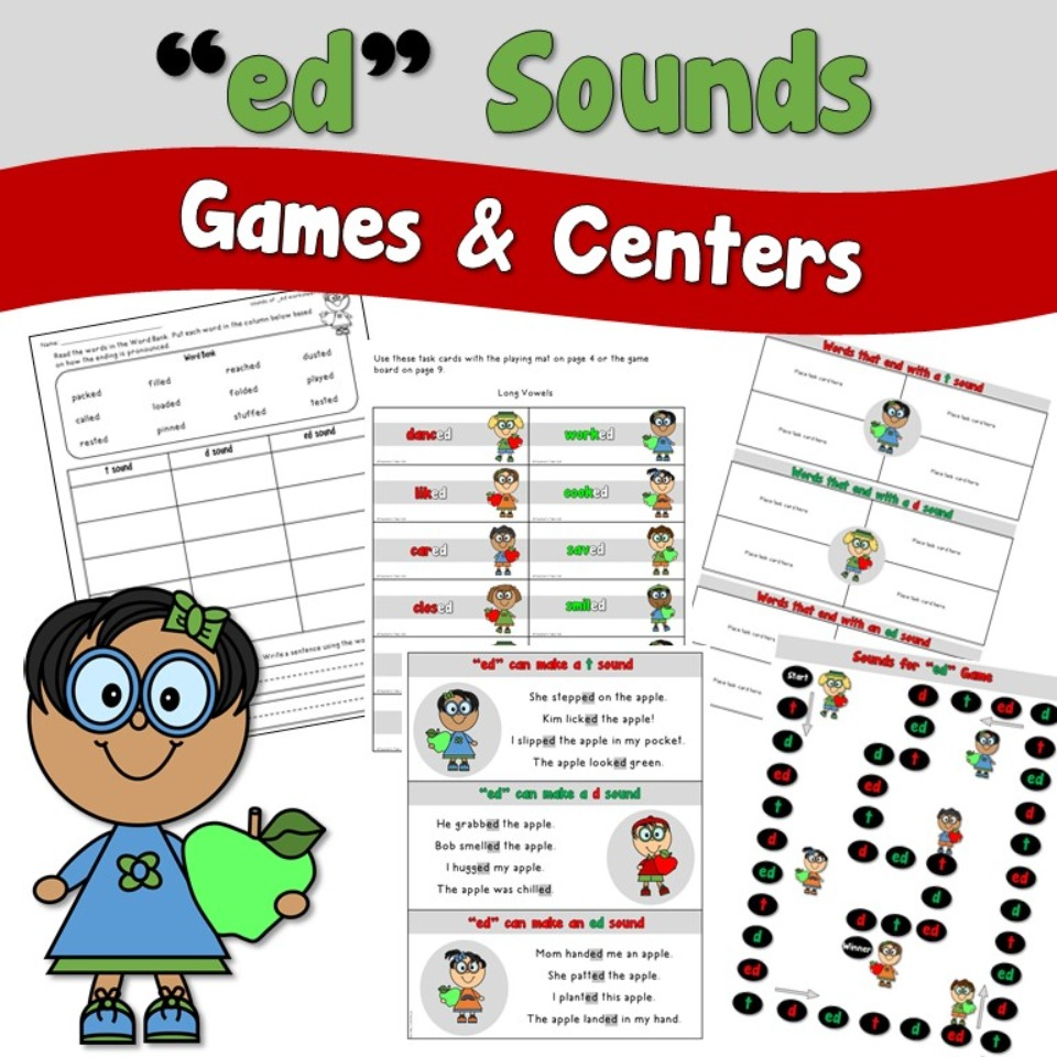 ED Sounds Games and Centers