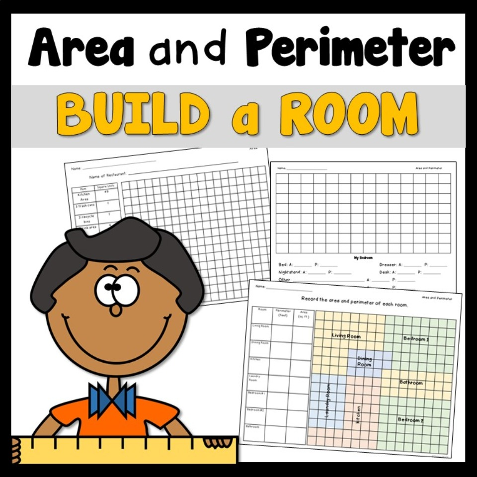 Area and Perimeter Build a Room