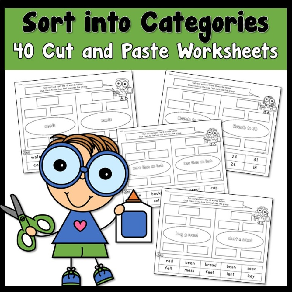 Sort into Categories