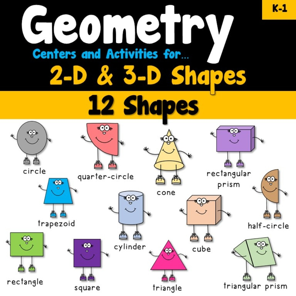 Geometry Centers and Activities